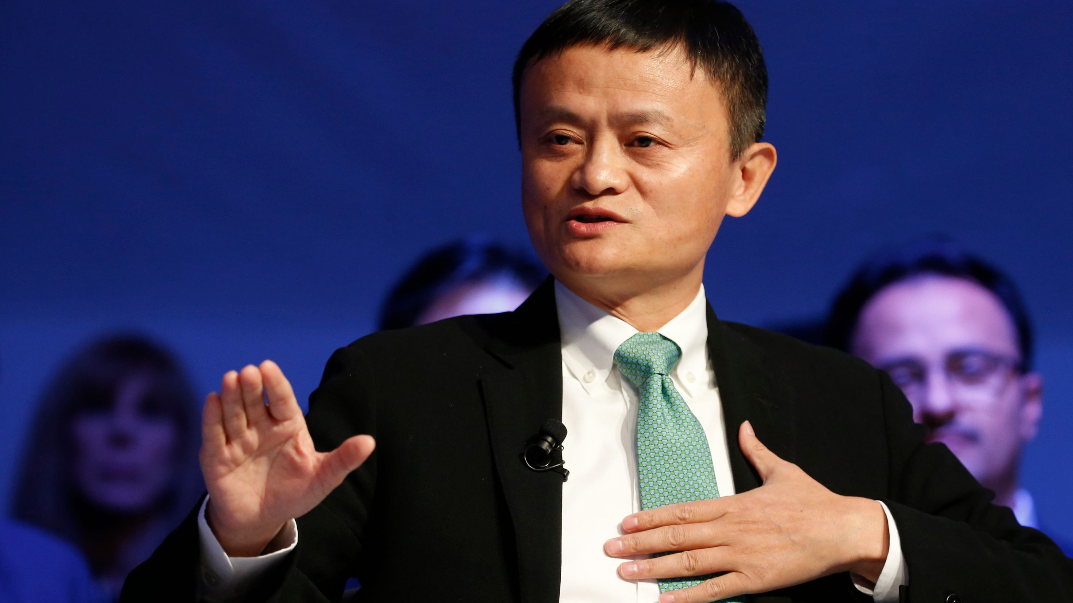 Jack Ma's lesson to Indian CEOs: Pick the best successor, not just your kid