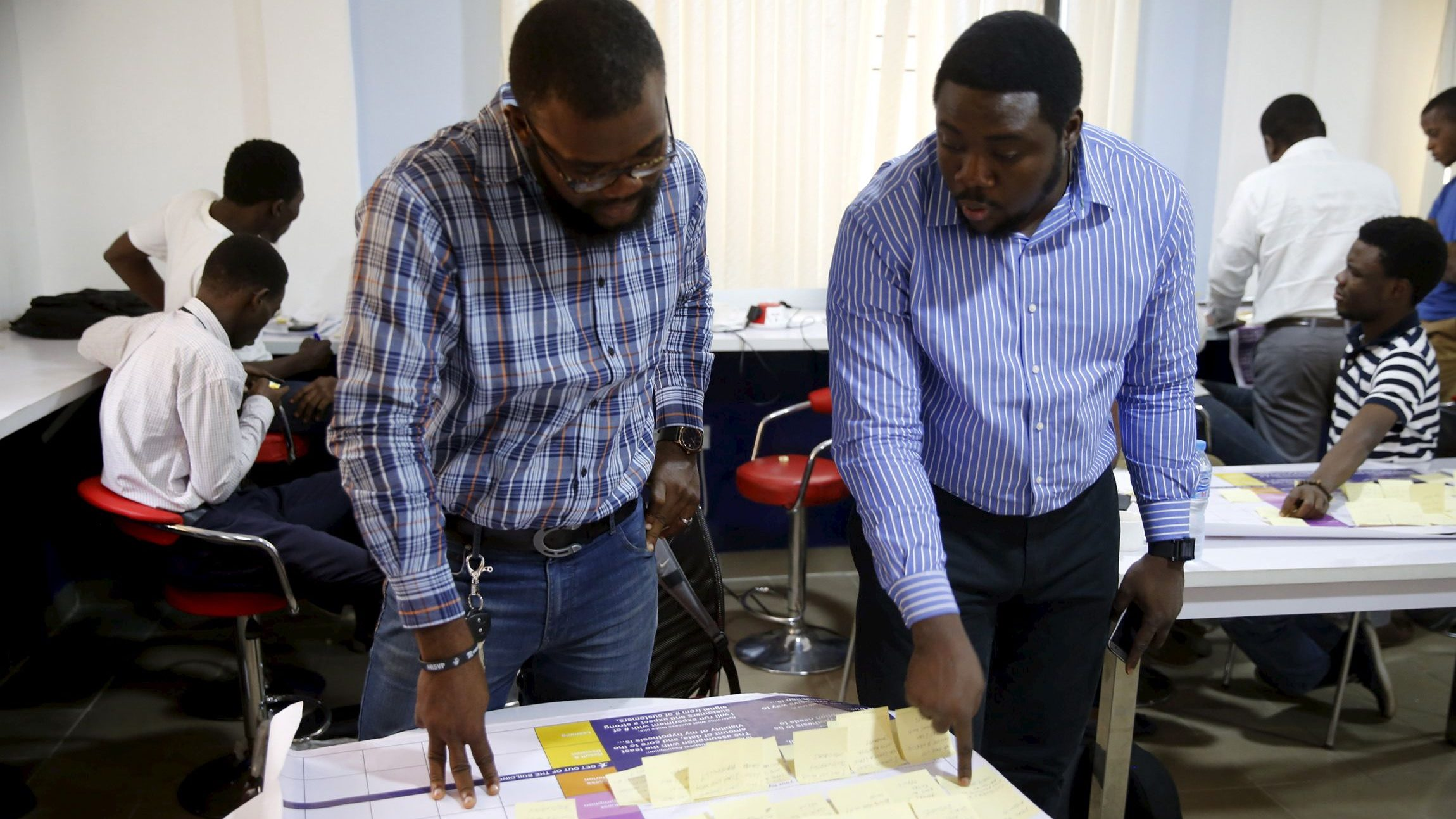 How to develop an innovation culture in the African corporate environment