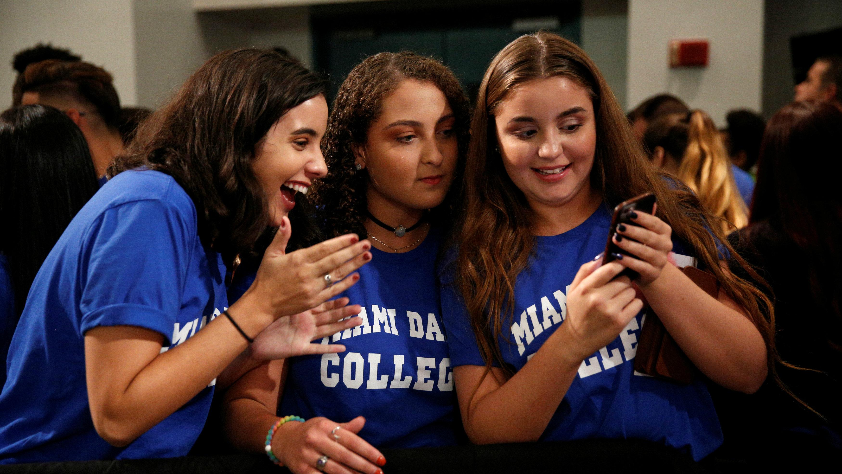 Do teens spend too much time on social media? — Quartz