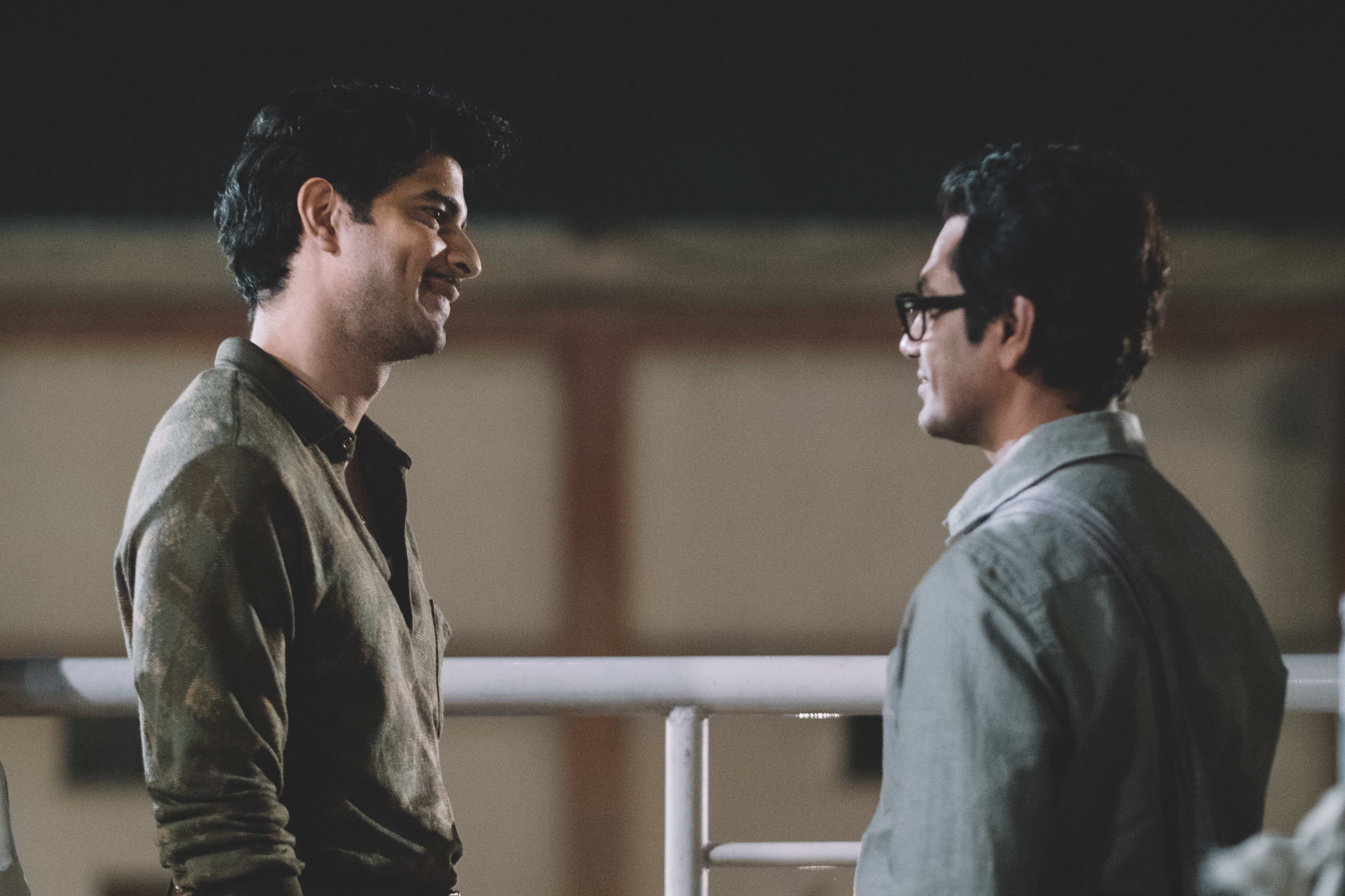 Shyam and Manto