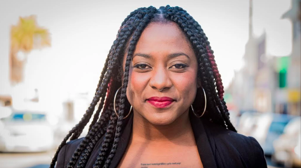 Black Lives Matter Co-Founder is Now Focusing on Efforts to Get Out the Vote