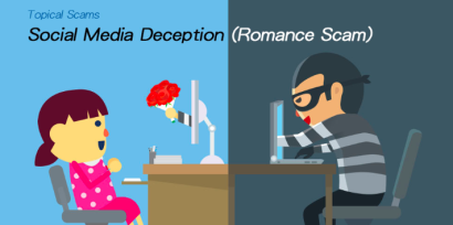 The FBI says romance scams are rampant.