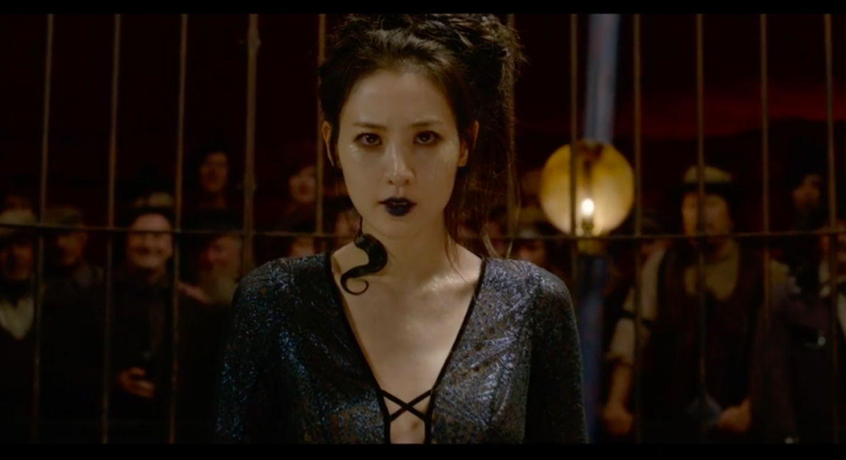 The Misguided Outrage Over Claudia Kim S Casting As Nagini In