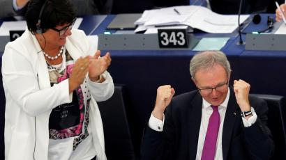 Article 11 and Article 13: Axel Voss is