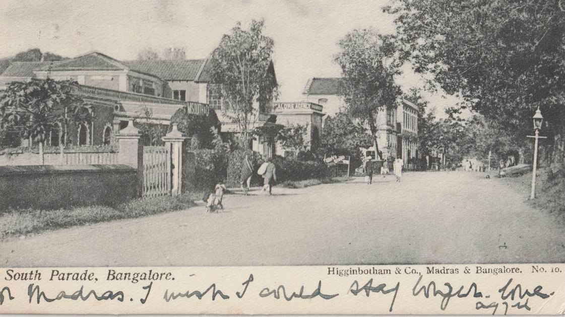 Postcards were the Instagram of colonial India — Quartz India