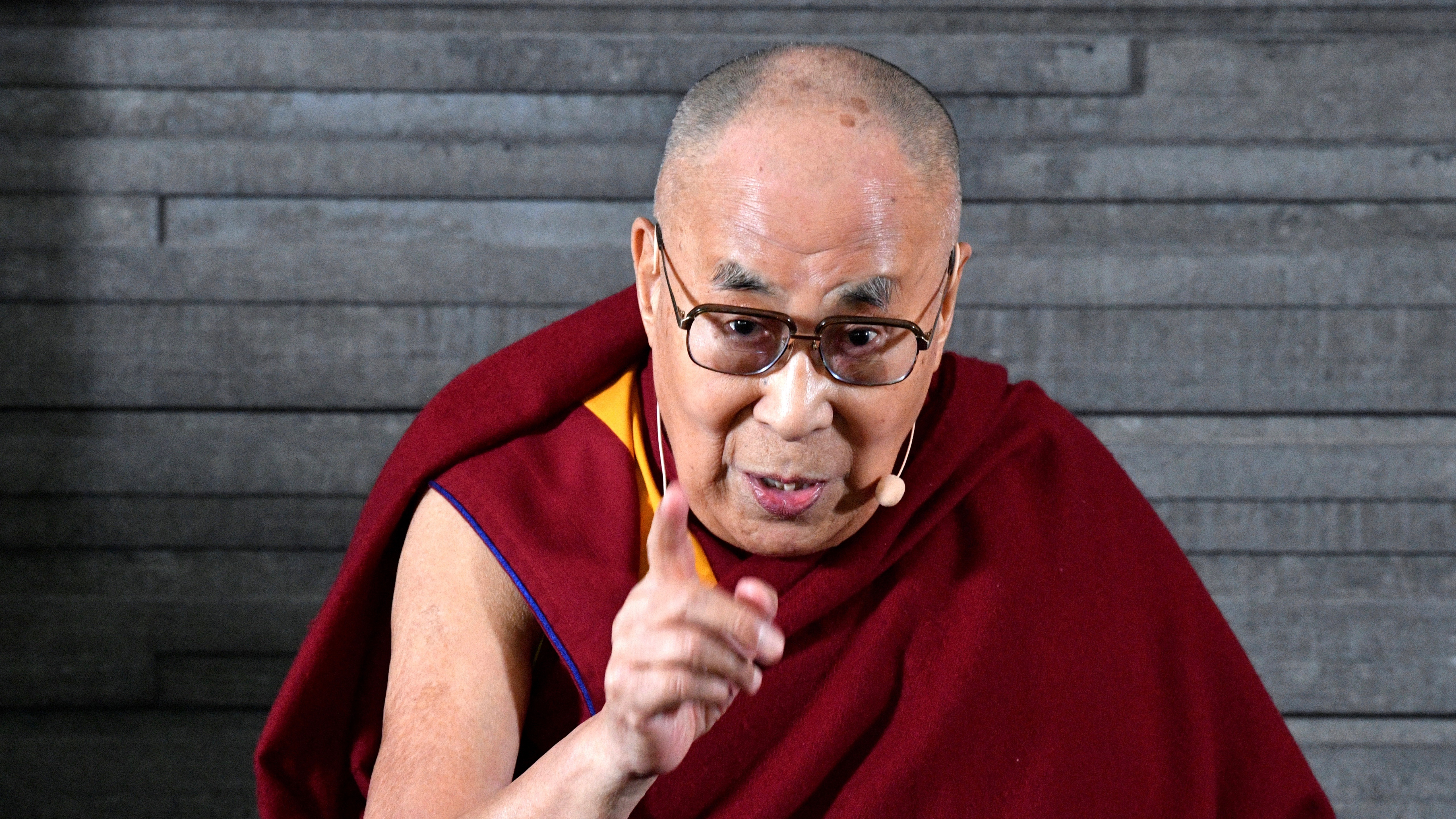 "The Dalai Lama to Buddhist sex abuse victims: ""You have given me"