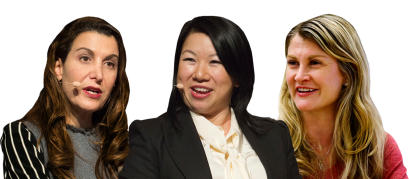 Ranking of the top US women start-up founders and