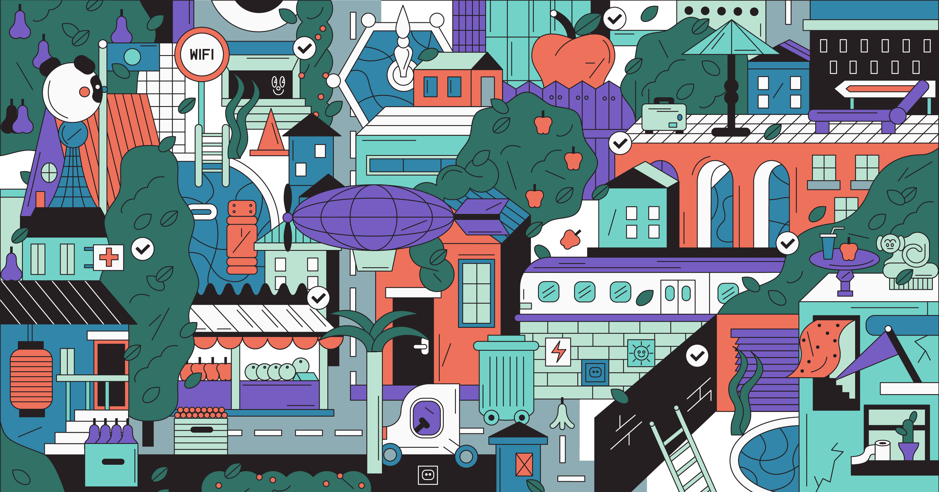 The Future of Cites: How mega-cities and technology will reshape the urban landscape