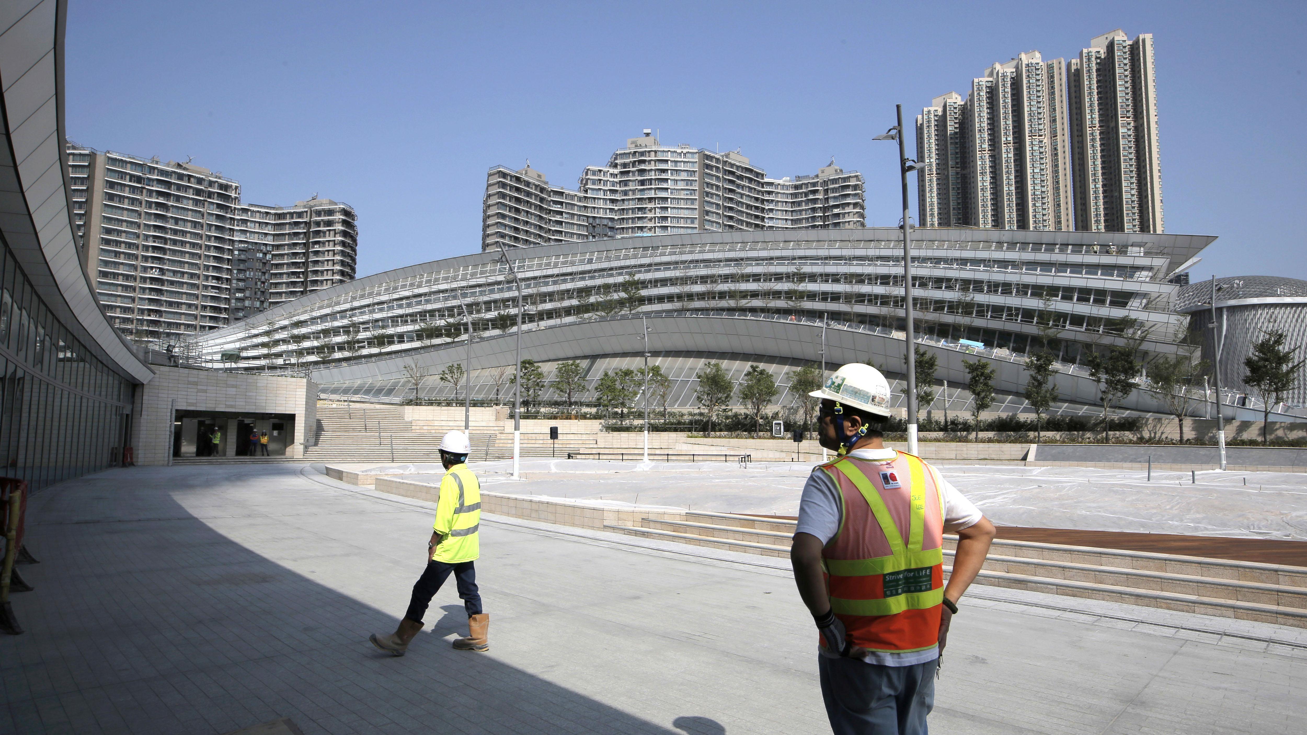 How to take Hong Kong's high-speed rail to Shenzhen, Guangzhou — Quartz