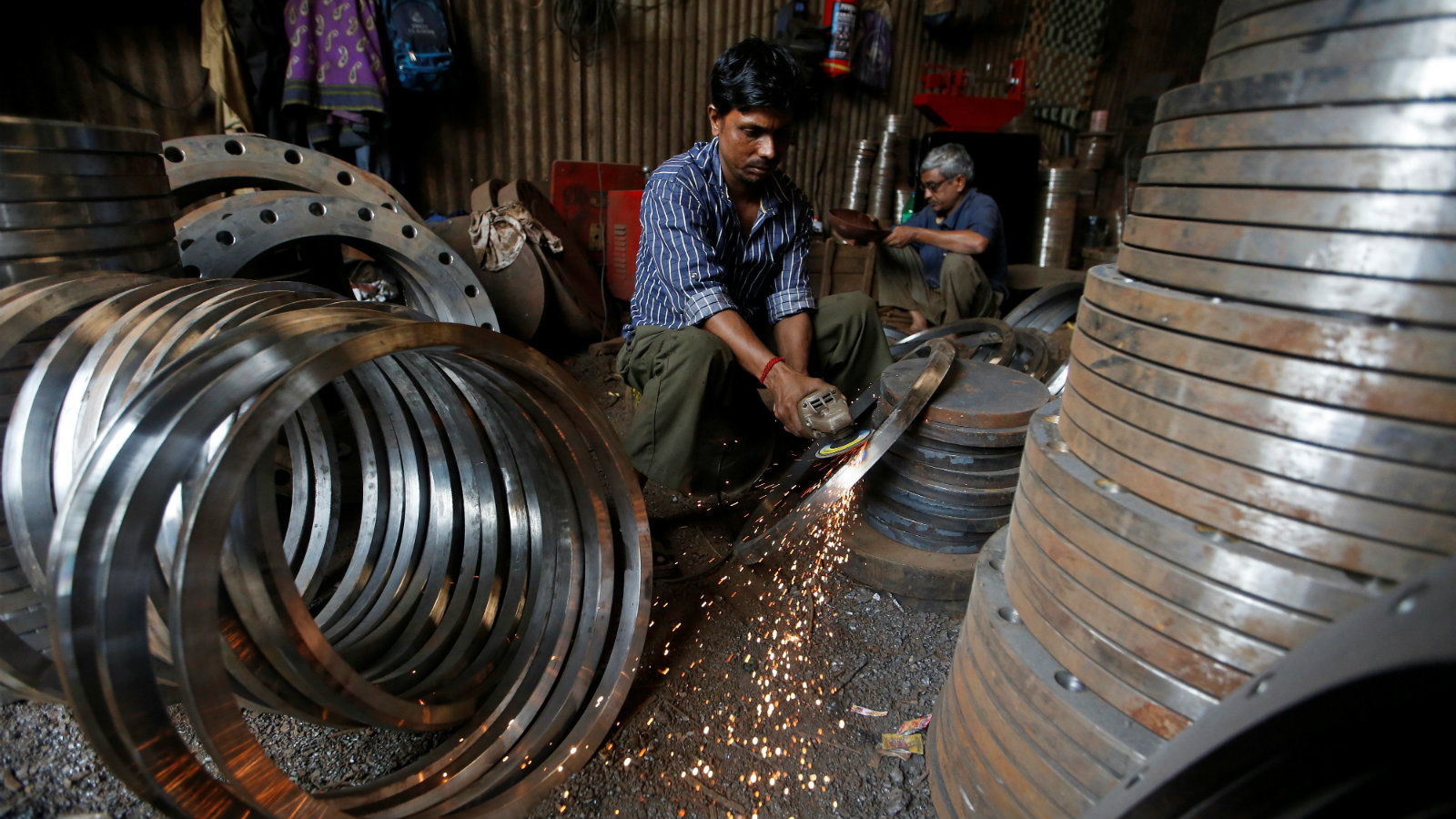 India's unhealthy workforce stands in the way of economic growth