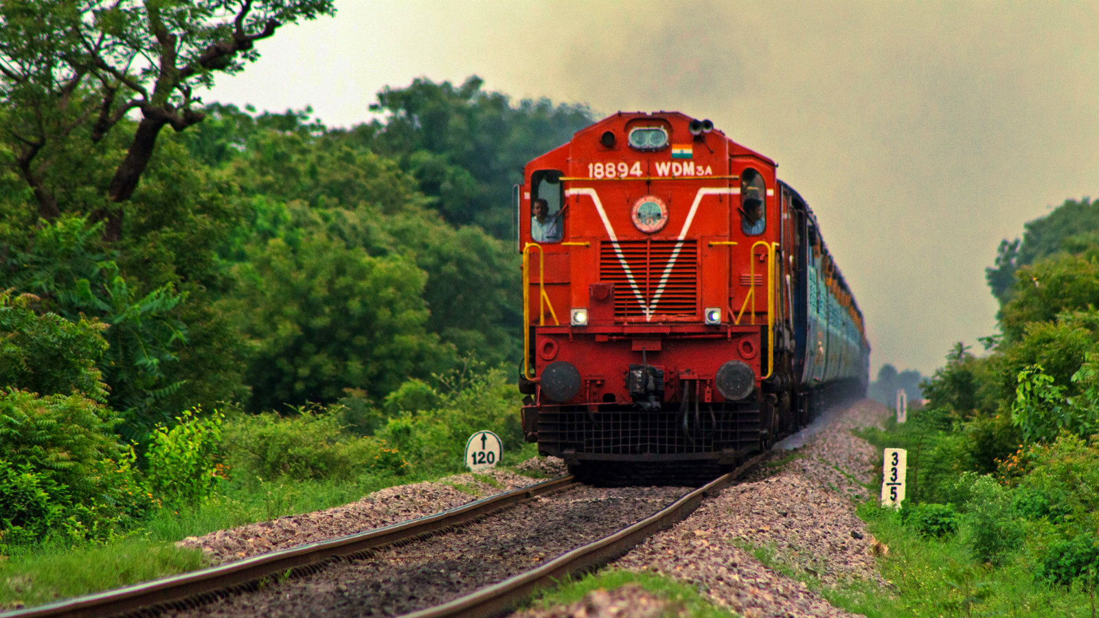 Google celebrates Indian Railways' history and heritage — Quartz India