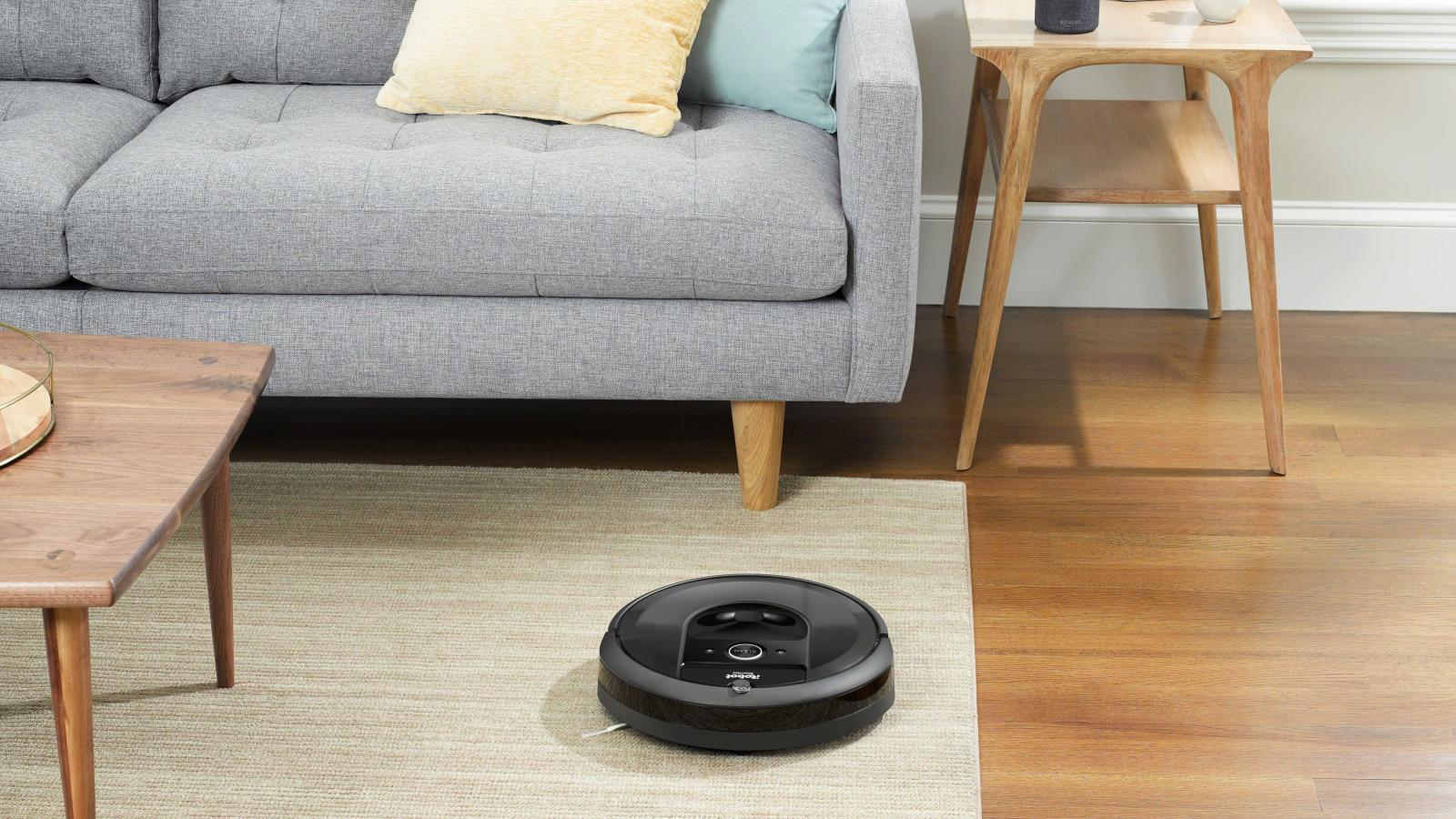 iRobot unveils Roomba i7+, the first robot vacuum that remembers ...