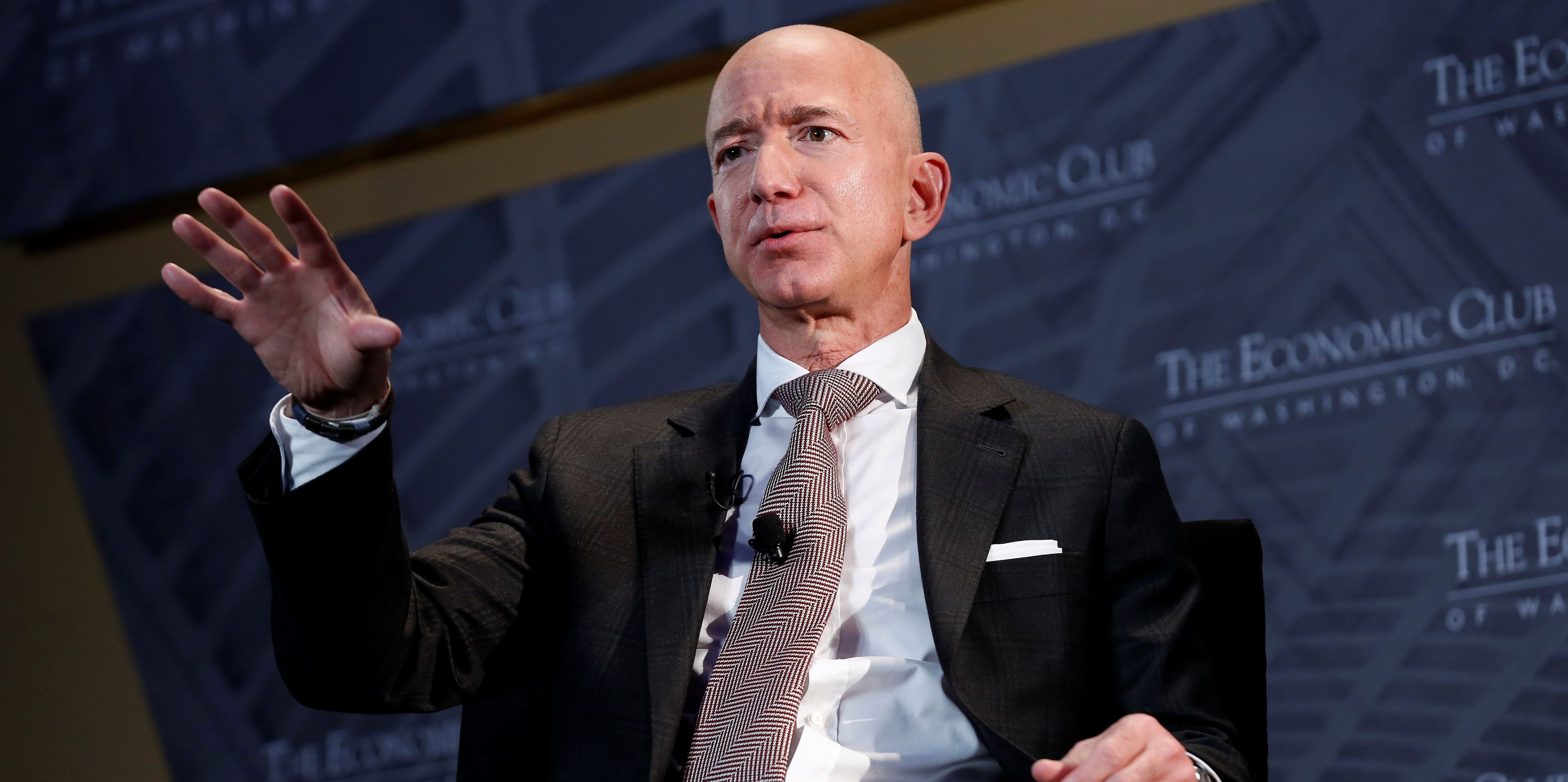 Jeff Bezos Only Expects Himself To Make Three Good Decisions A Day