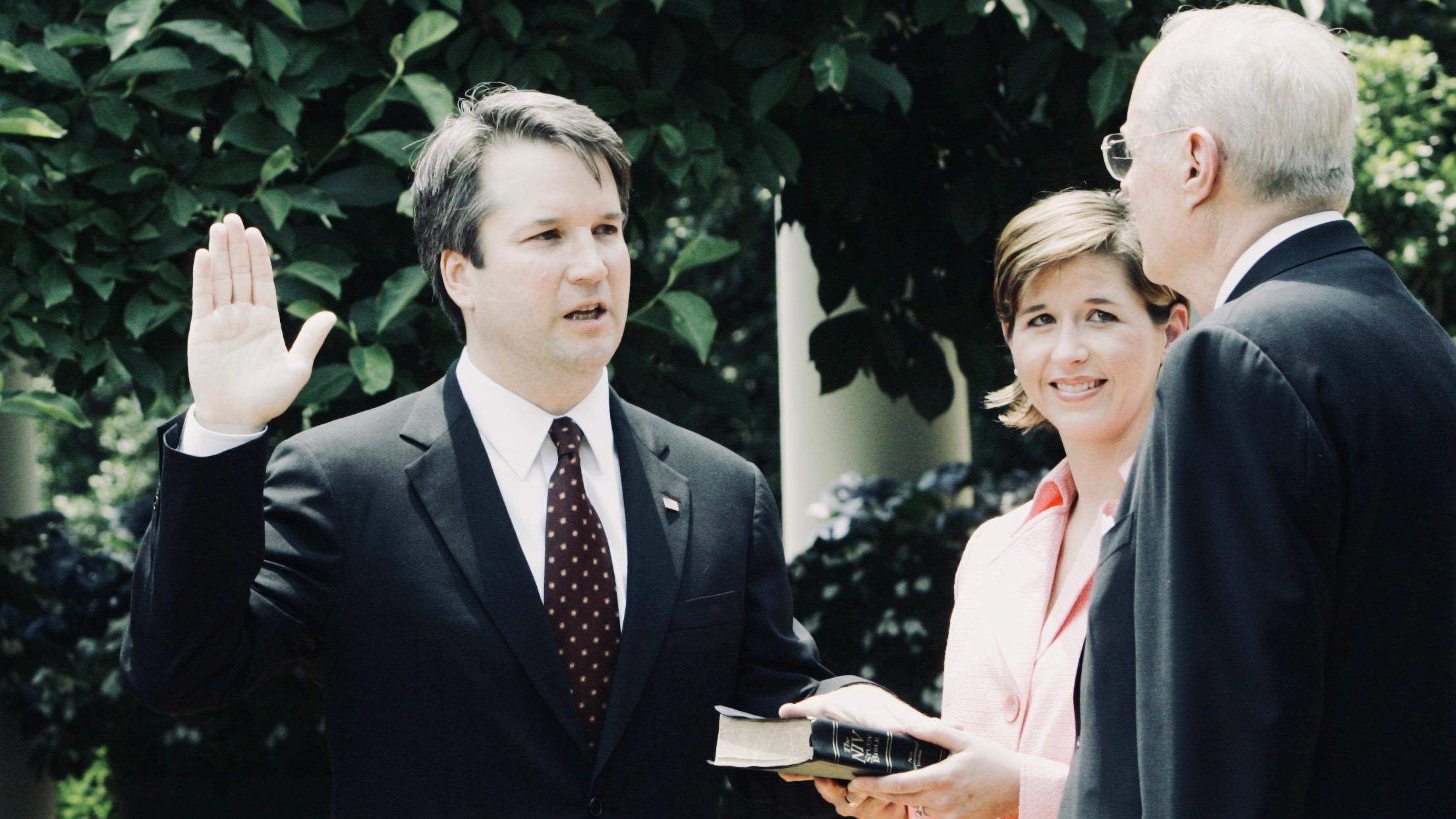 In Fox News interview, Kavanaugh sets a blueprint for Senate hearing