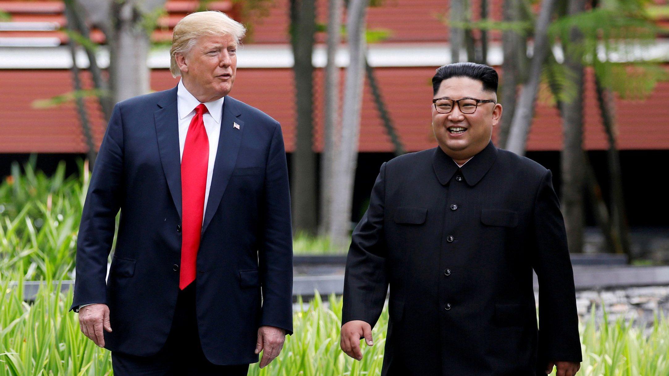 eb9570c930ab North Korea wants a second Trump-Kim summit soon — Quartz