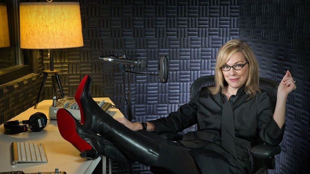 """Design Matters"" host Debbie Millman"