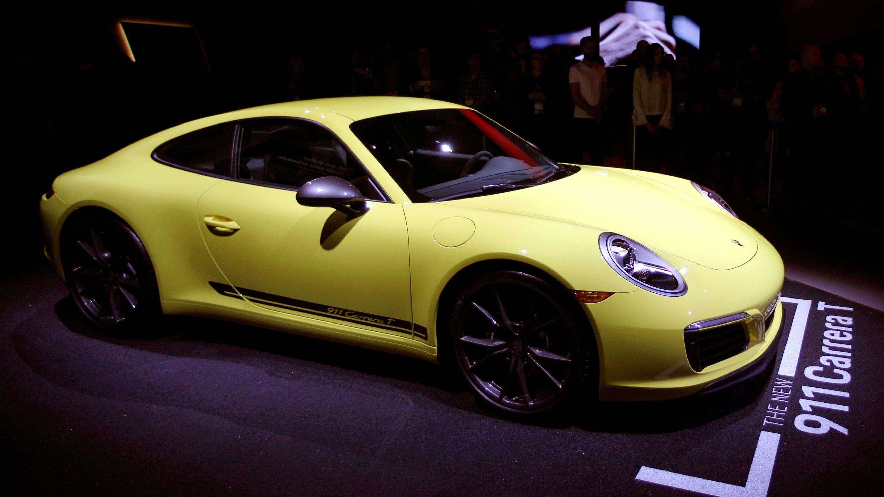 Renting a Porsche is about to get easier | Quartz