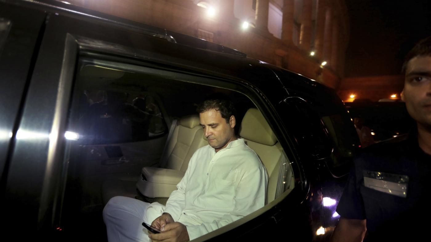 The secret behind Rahul Gandhi's recent successes on Twitter