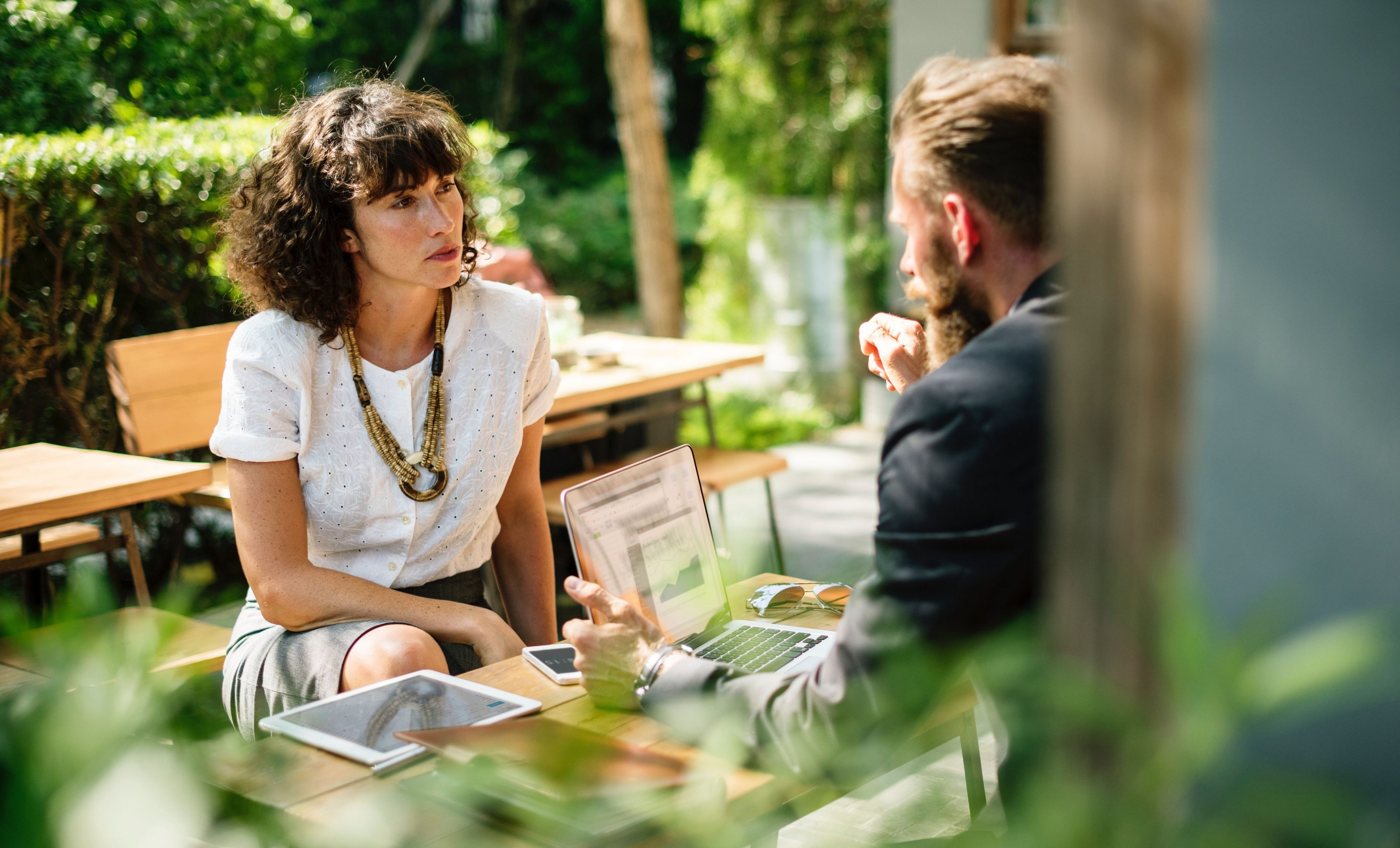 A psychologist's trick to being more likable on dates and job interviews