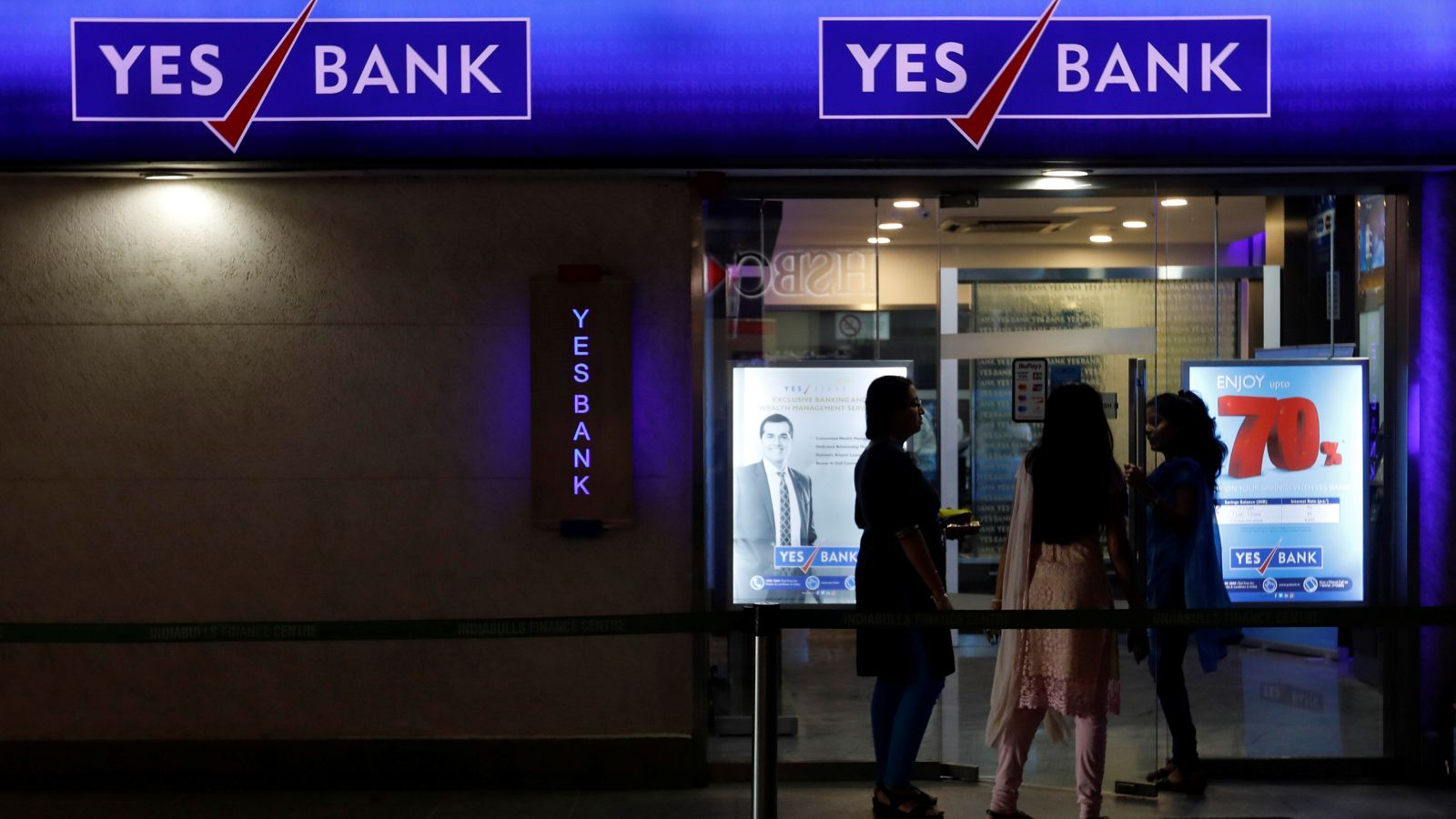 India's central bank has booted yet another top banker