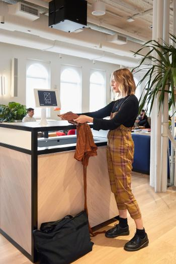 Rent the Runway at WeWork