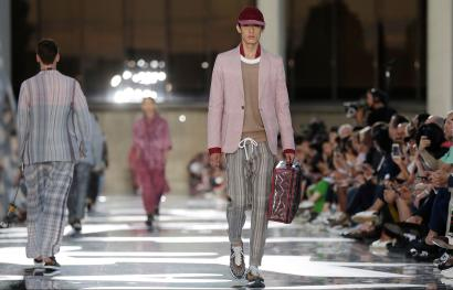 66891e07ac Ermenegildo Zegna now looks to China for fashion's vanguard, not the ...