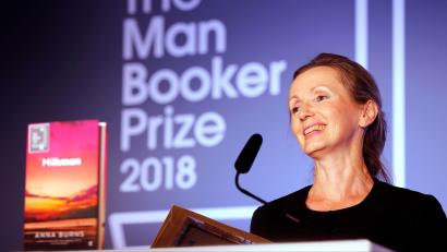 Man Booker Prize Anna Burns