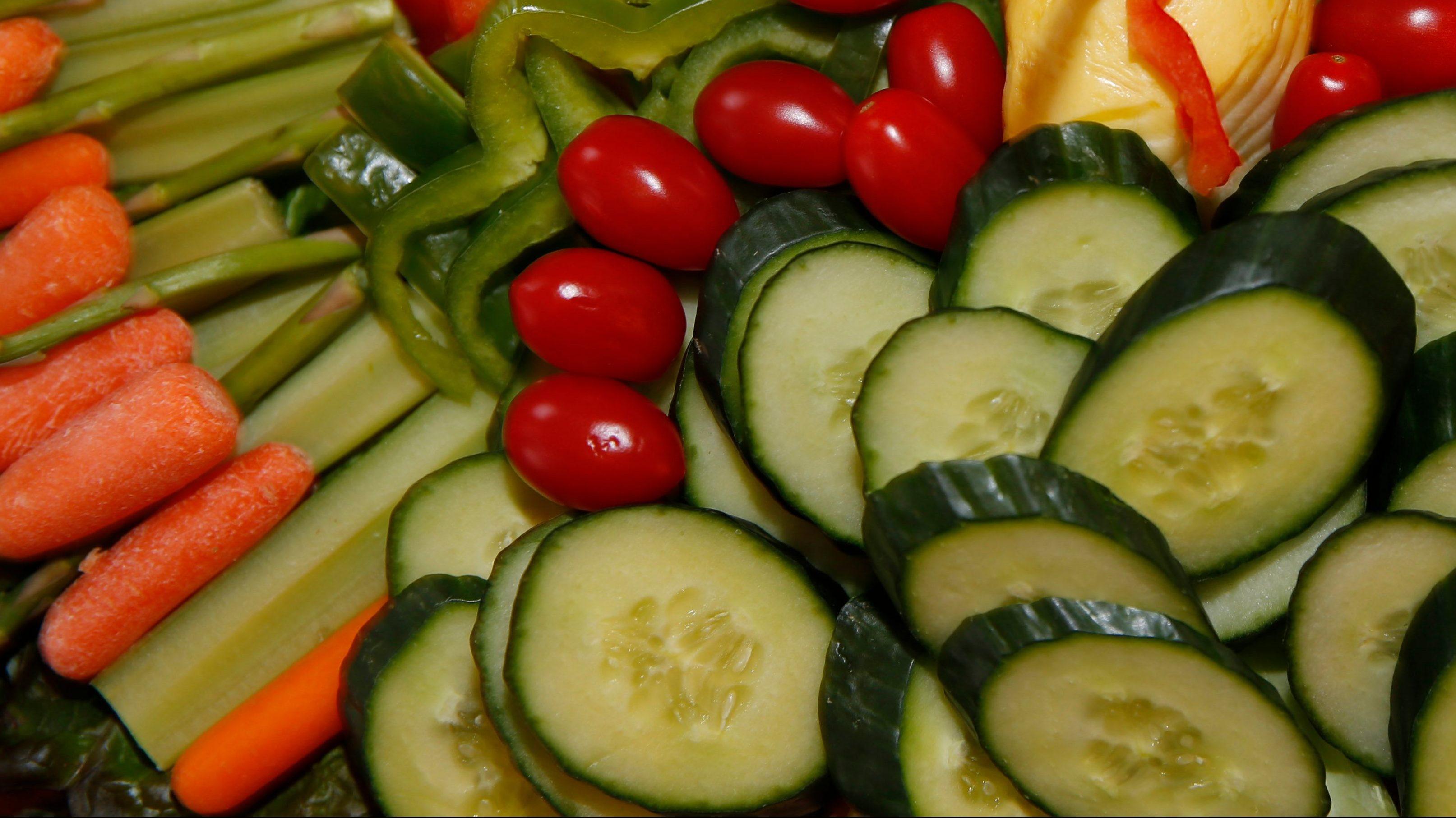 Crunchy vegetable videos are where ASMR meets mukbang — Quartz