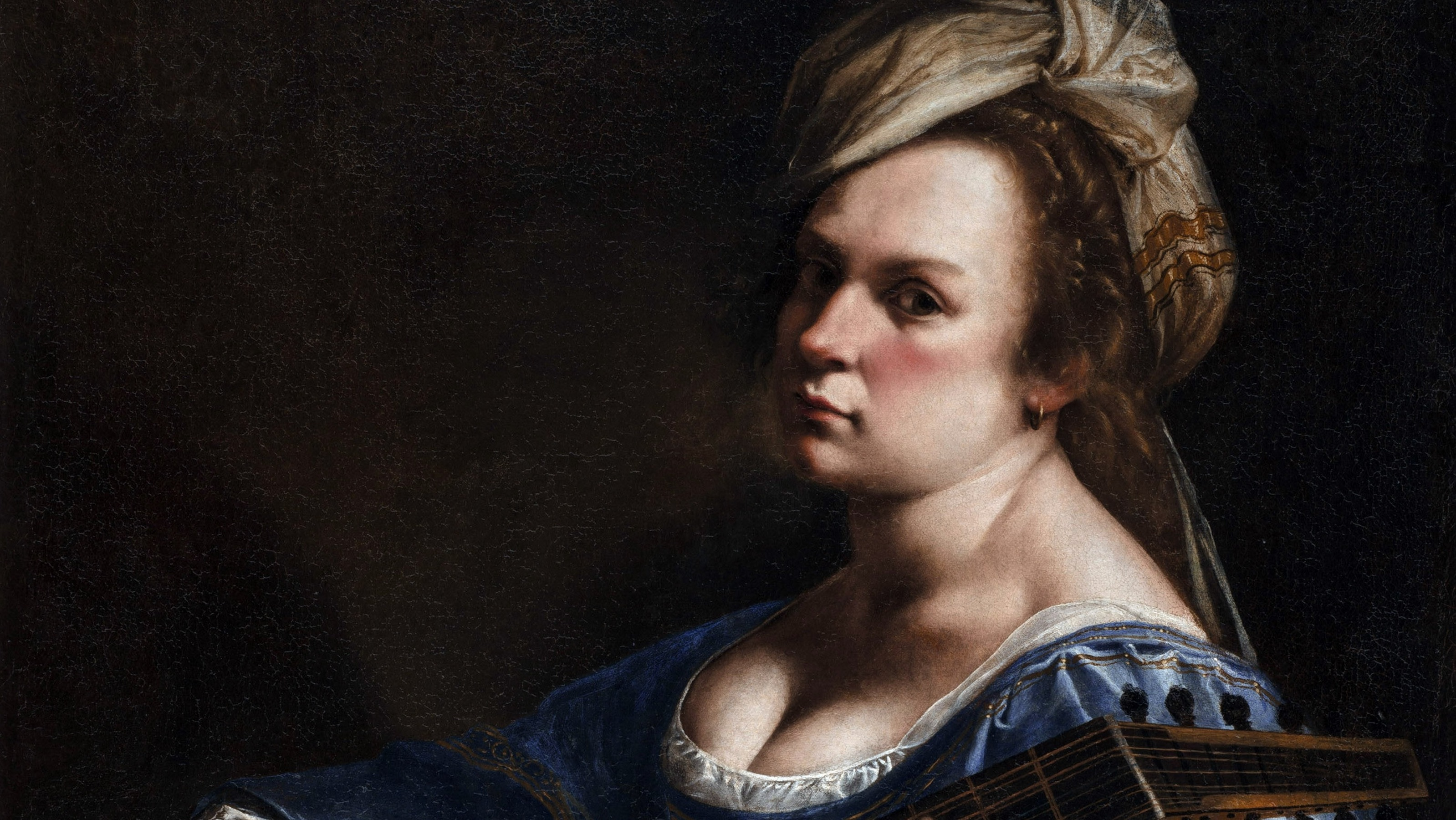 400 years ago, an Italian artist risked everything to publicly accuse her rapist
