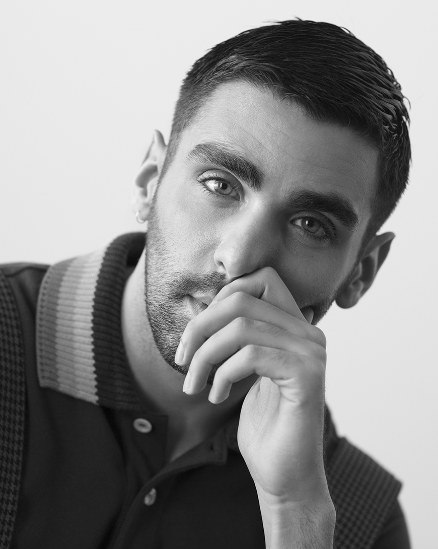 Phillip Picardi Reveals How He Responds When Men Himself Included Act Ist