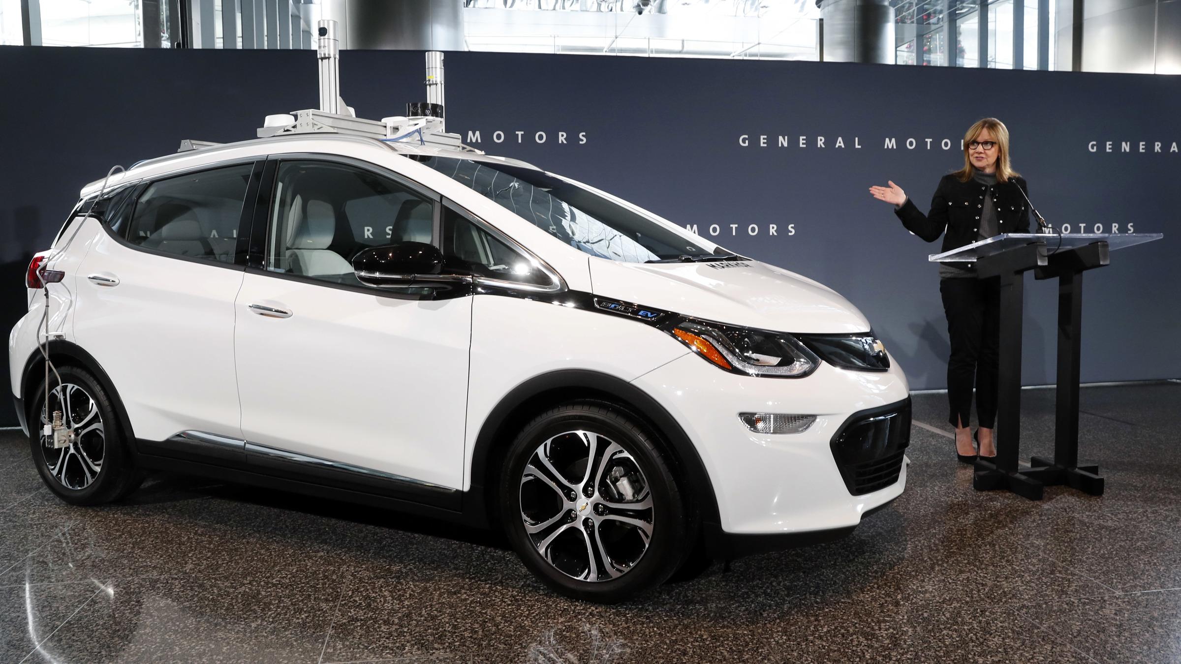 Build A Honda >> Gm Cruise And Honda Will Build An Autonomous Car Quartz