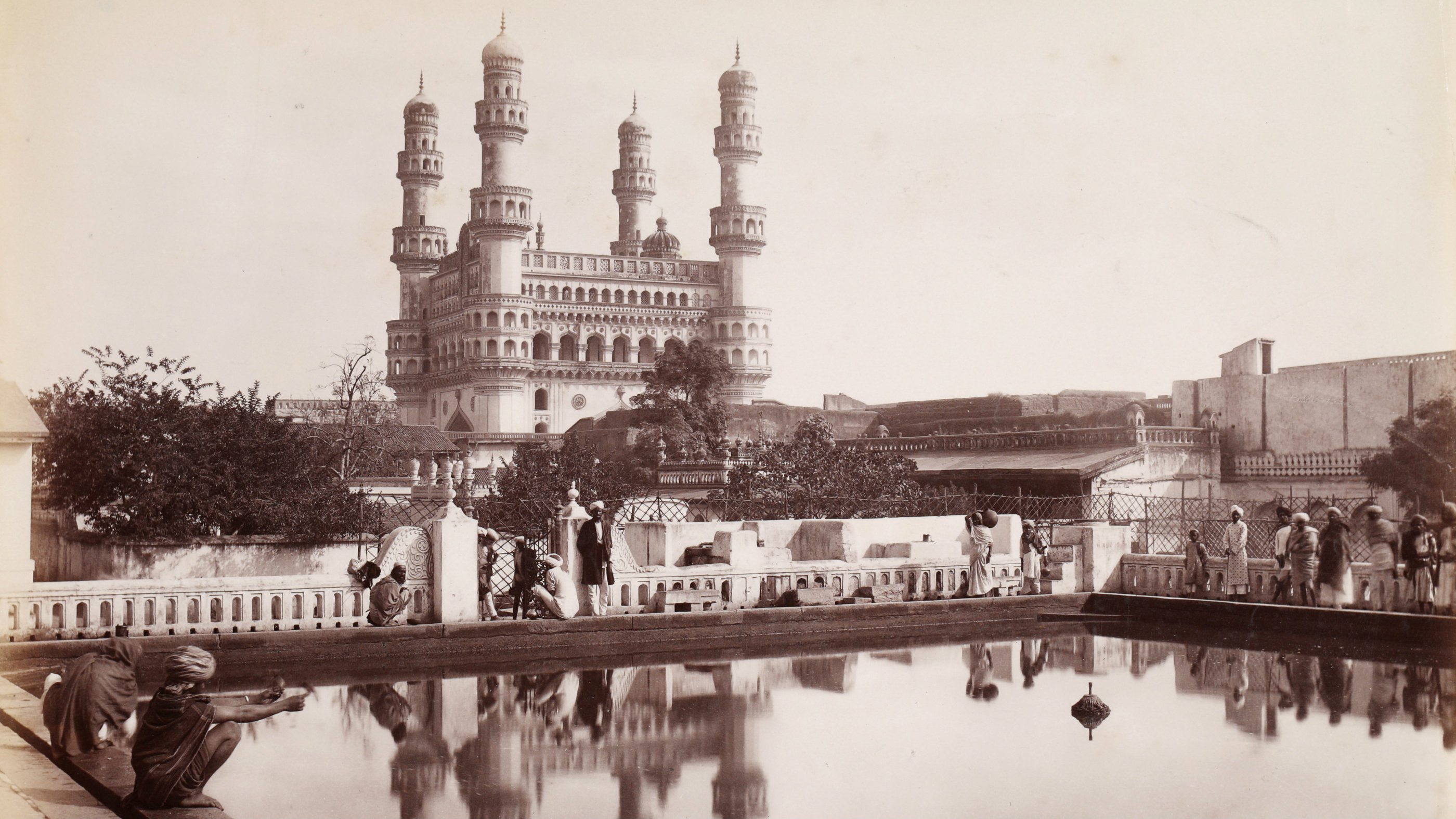 Stunning photos of 19th century india are being auctioned