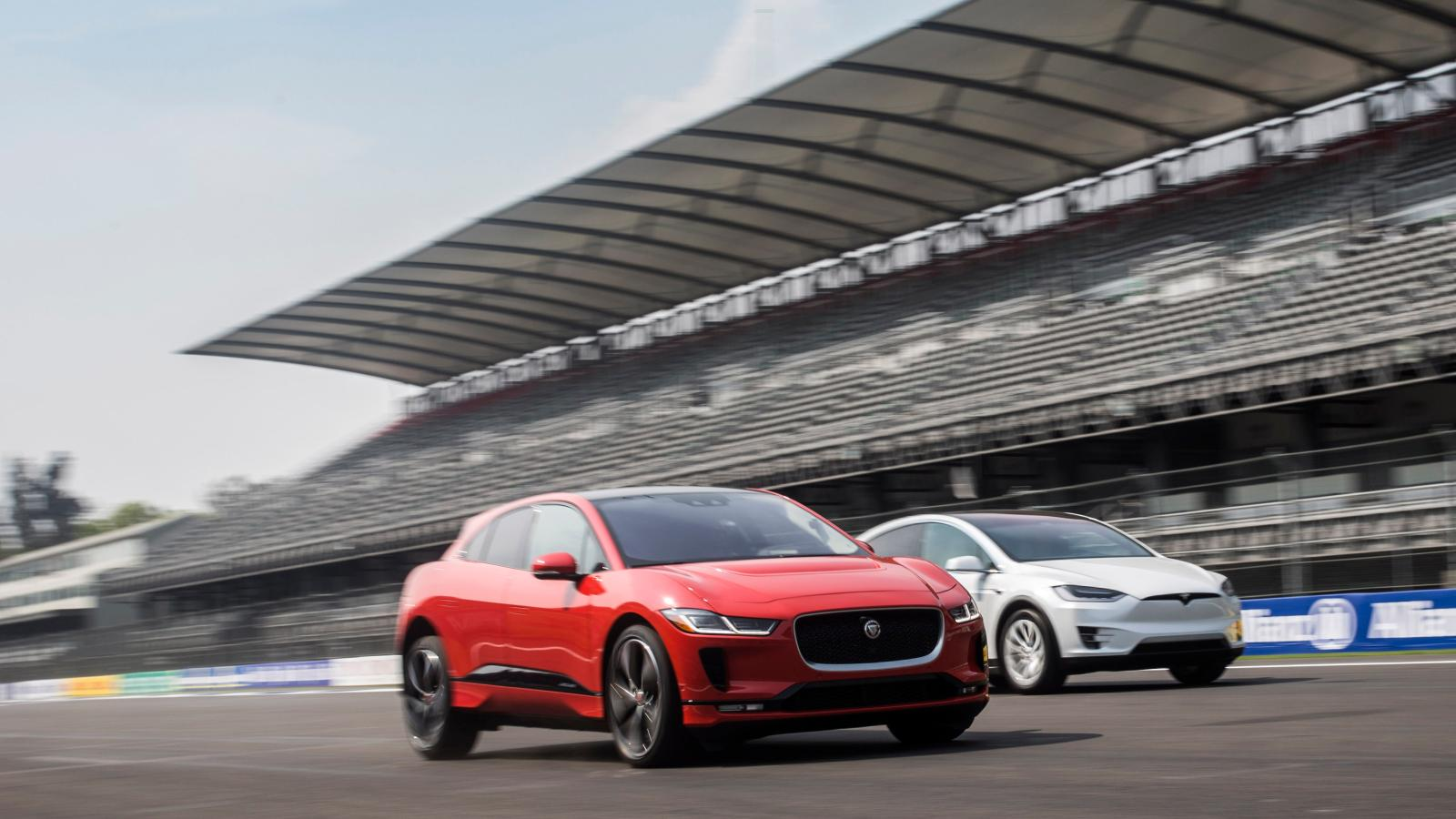 Jaguar I Pace Is Coming For Tesla With A Battery That Doesn T Make Sense
