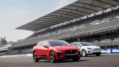 Experts wonder why Jaguar I-Pace's battery doesn't have more range