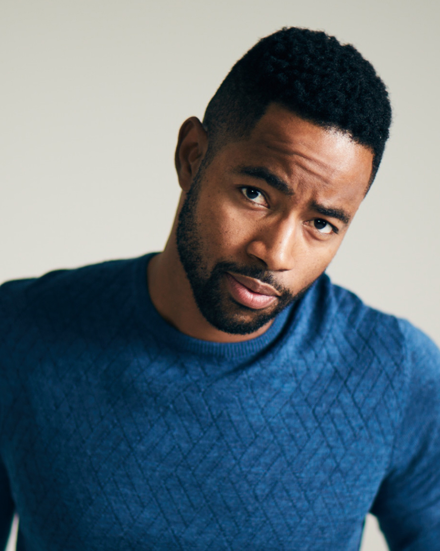 """Insecure"" actor Jay Ellis says patriarchy paralyzes men from listening to women"