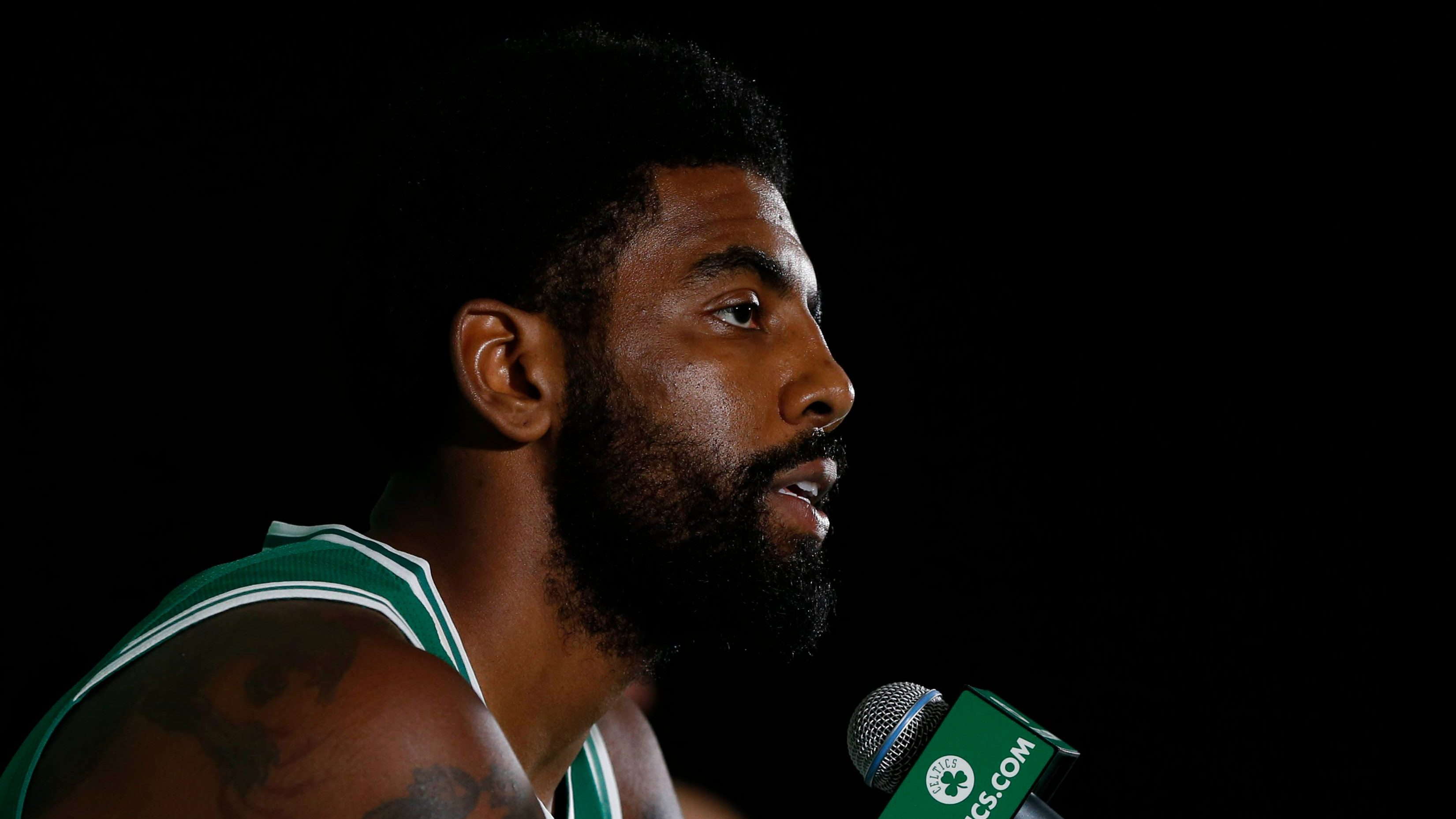 Kyrie Irving apologizes to US teachers for spreading flat-earth conspiracy  theories  489bb2fca