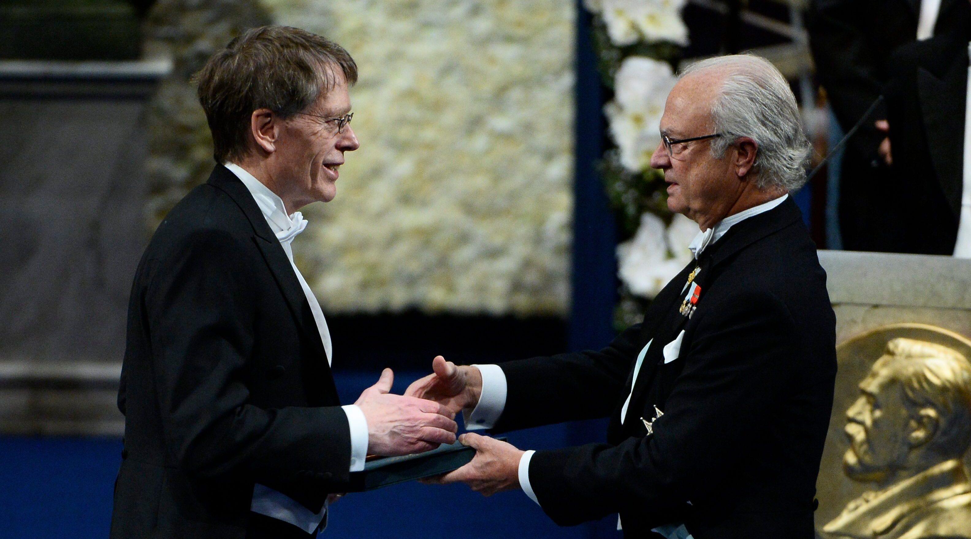 Optimism Greets Investors Sudden >> Lars Hansen A Nobel Winning Economist Has Tips For Dealing With