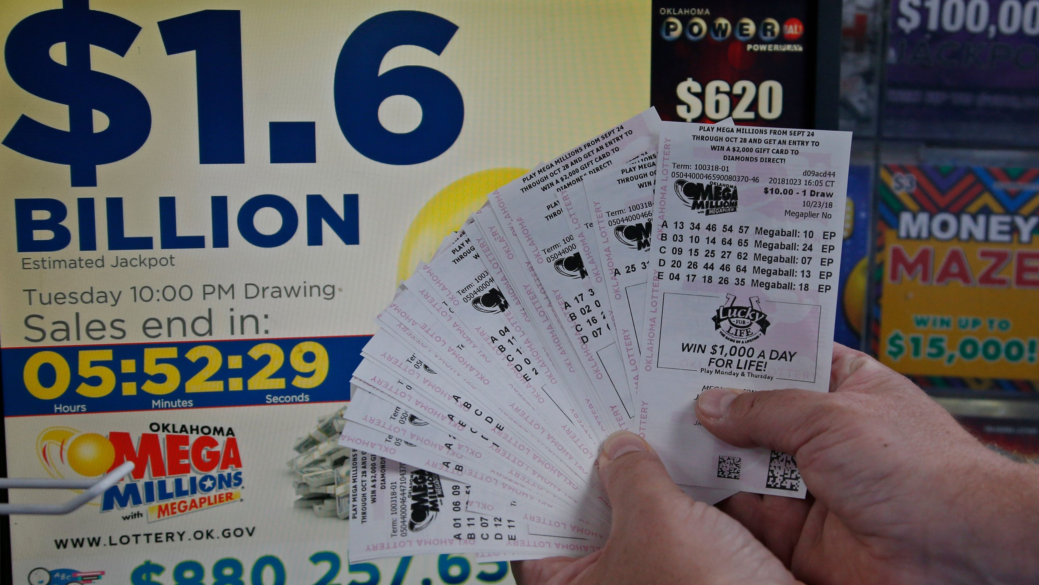 Mega Millions lottery: It's a bad time to win $1.5 billion ...