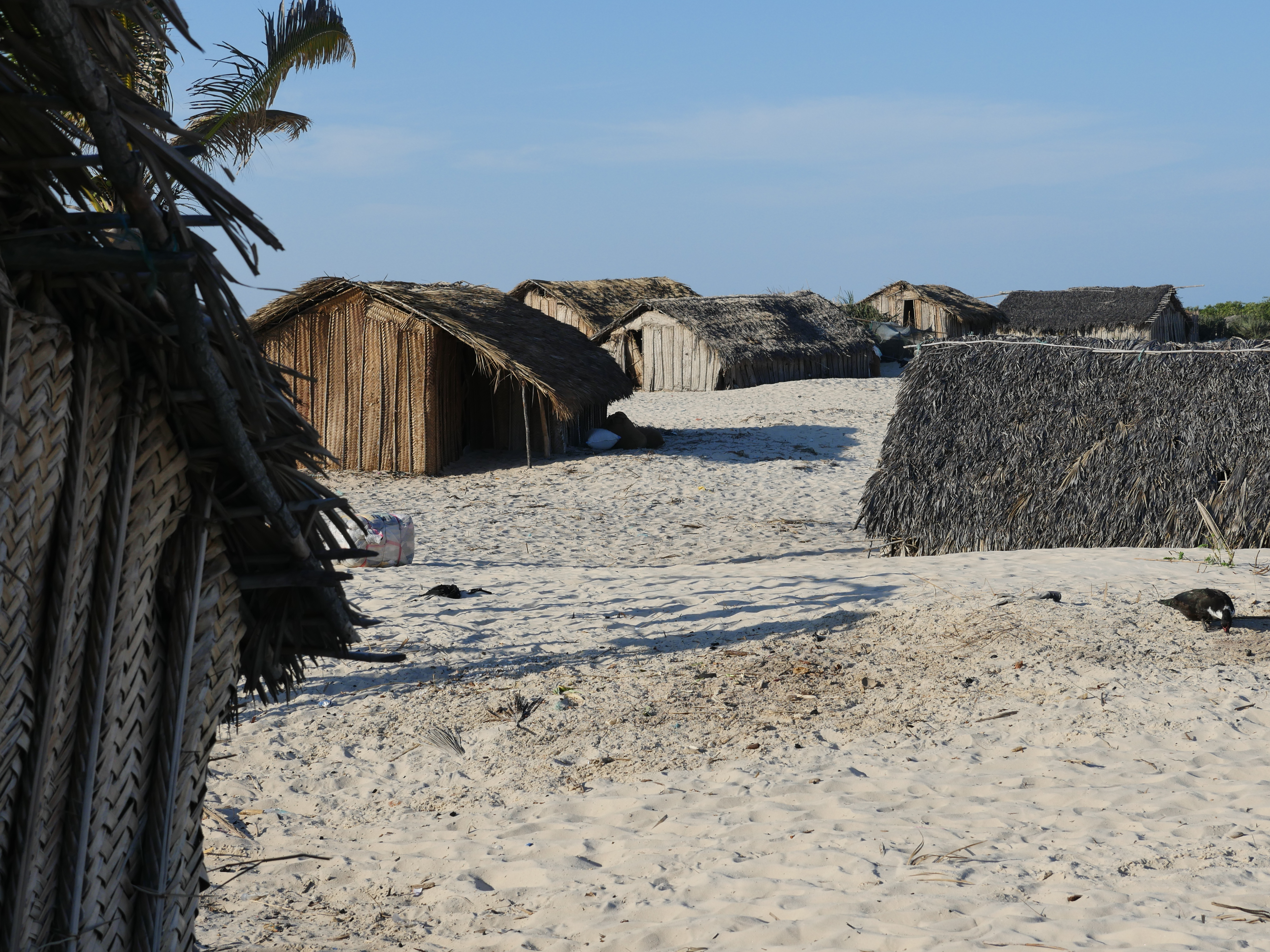 Chinese Sand mining in Mozambique leads to destroyed village, says Amnesty International