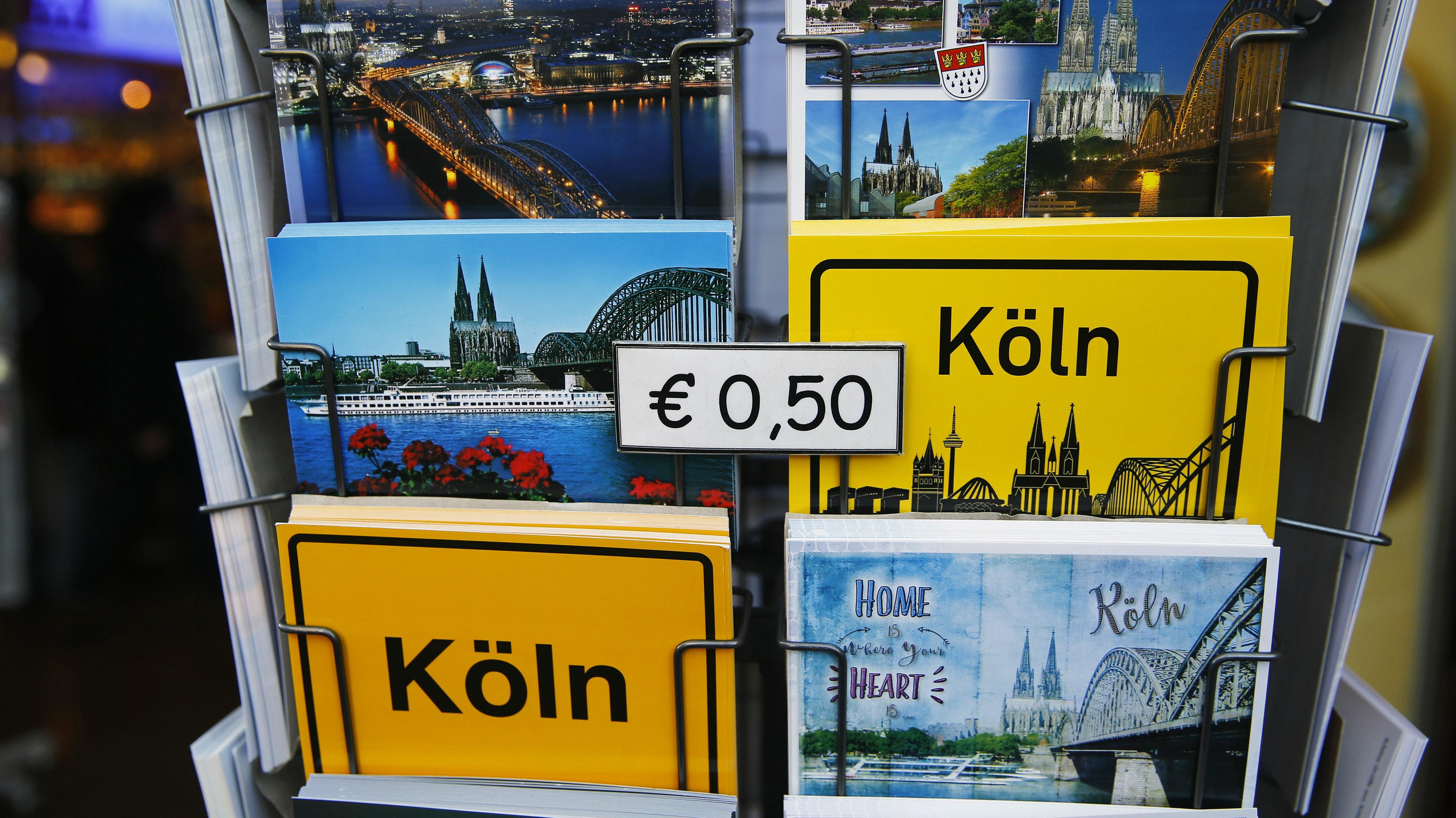 Postcards of Koln