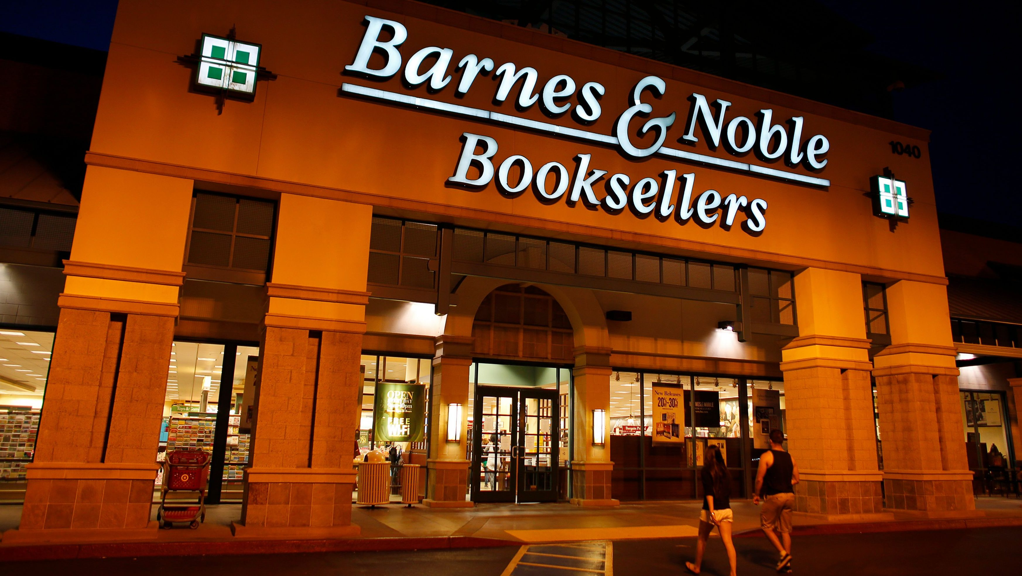 barnes \u0026 noble is considering selling itself \u2014 quartzbarnes \u0026 noble is entertaining the possibility of selling itself