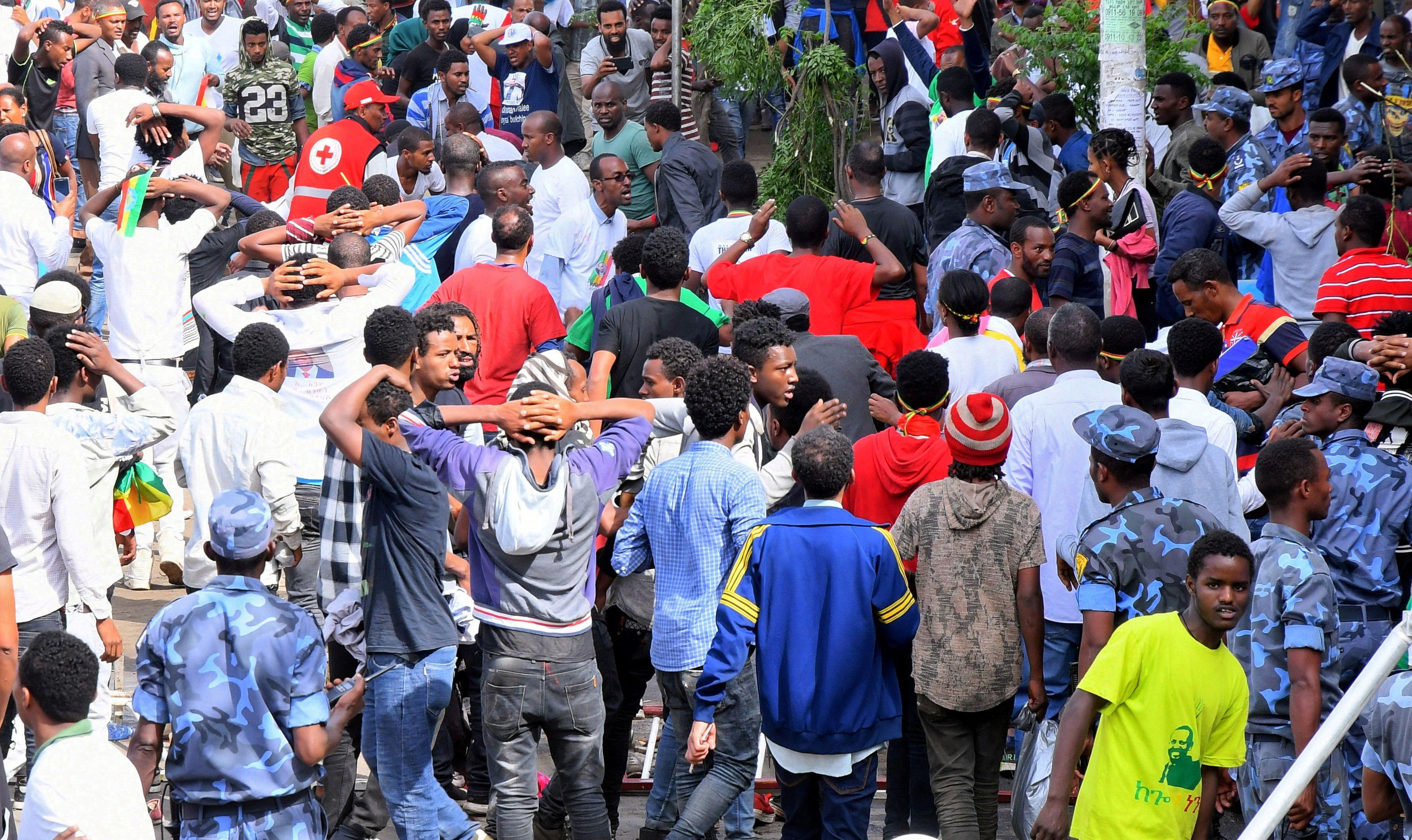 Ethiopia's ethnic violence history with Oromos, Amharas