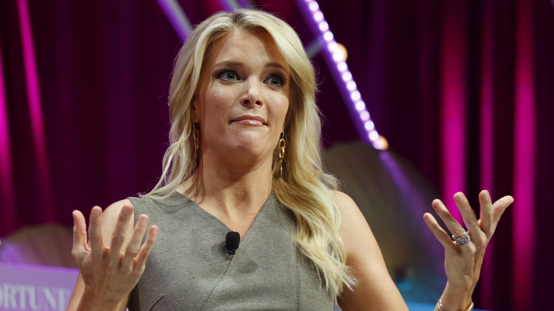 Fox News anchor Megyn Kelly speaks at Fortune's Most Powerful Women Summit in Washington