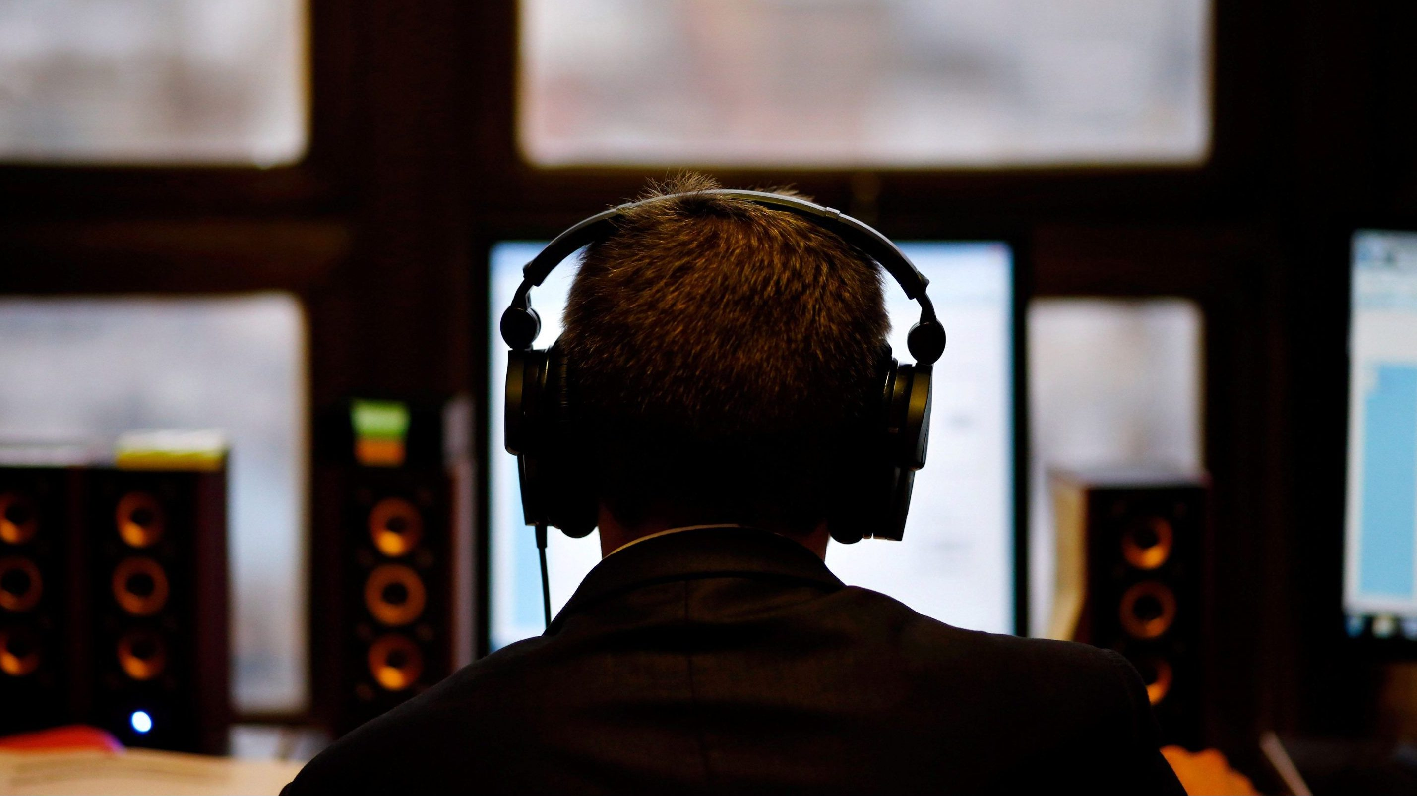 Listening to music at work — Quartz Daily Obsession