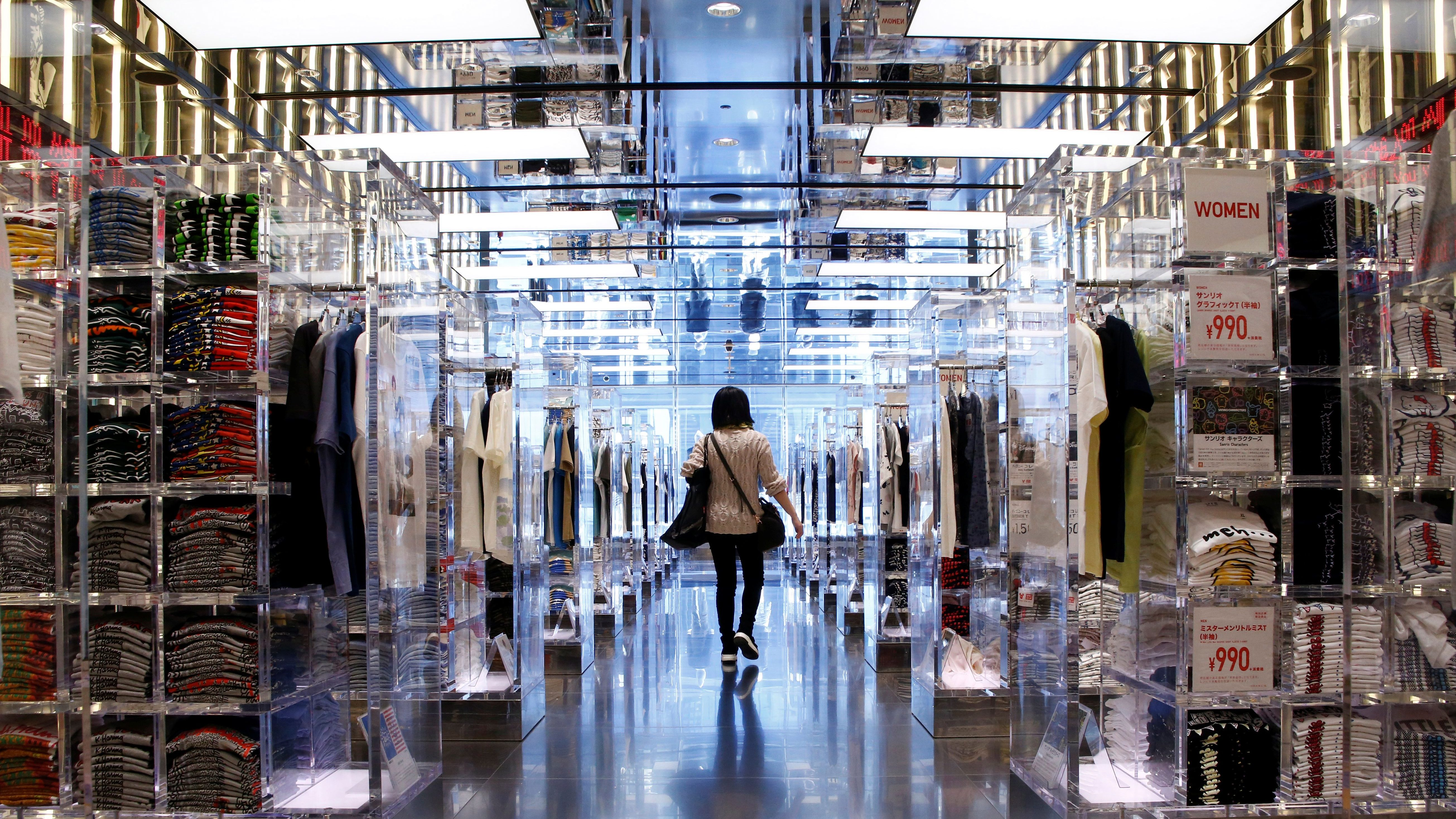 Uniqlo cut 90% of staff at one warehouse by replacing them with ...
