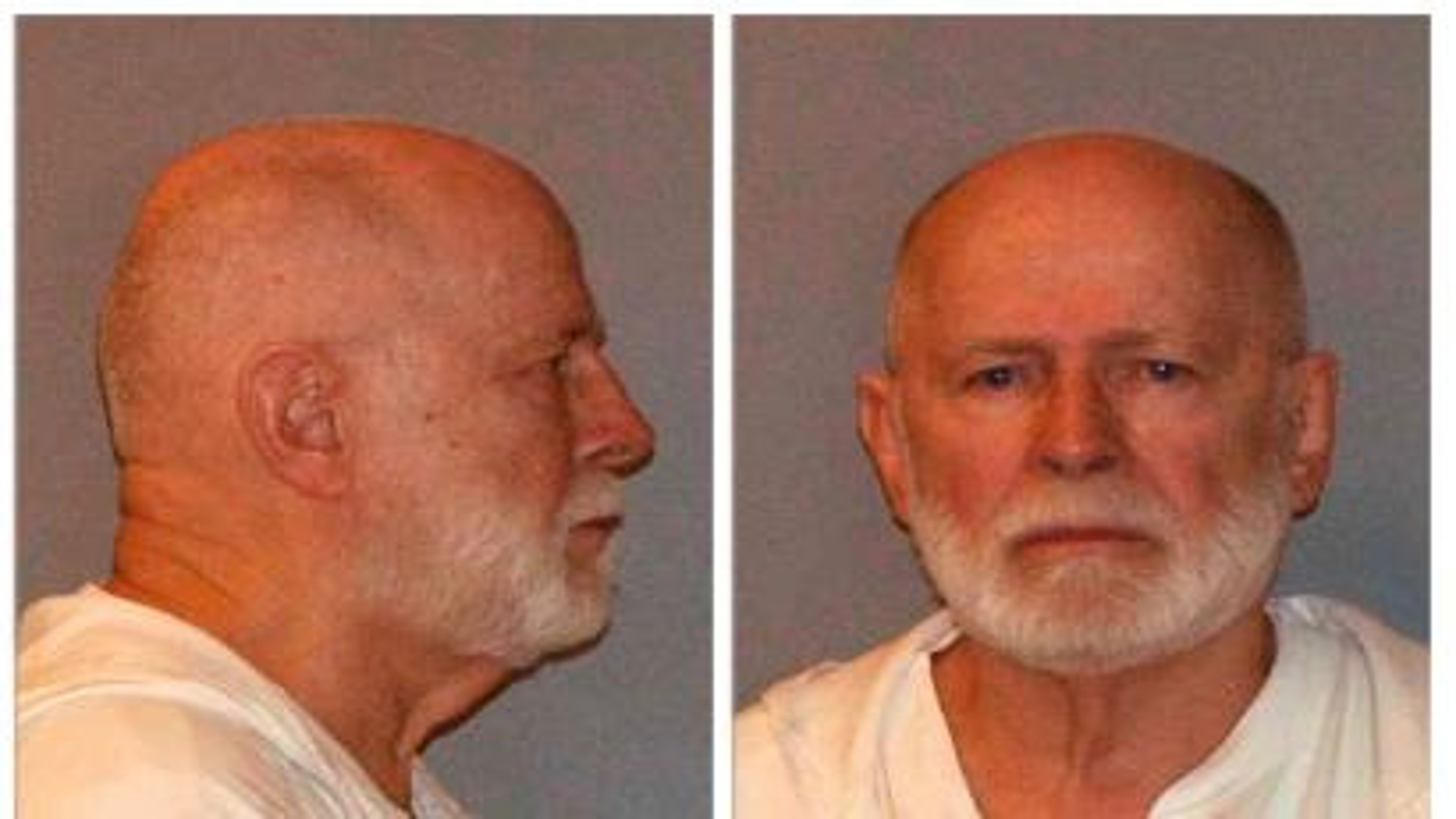 "Late Boston mob boss and fugitive James ""Whitey"" Bulger."