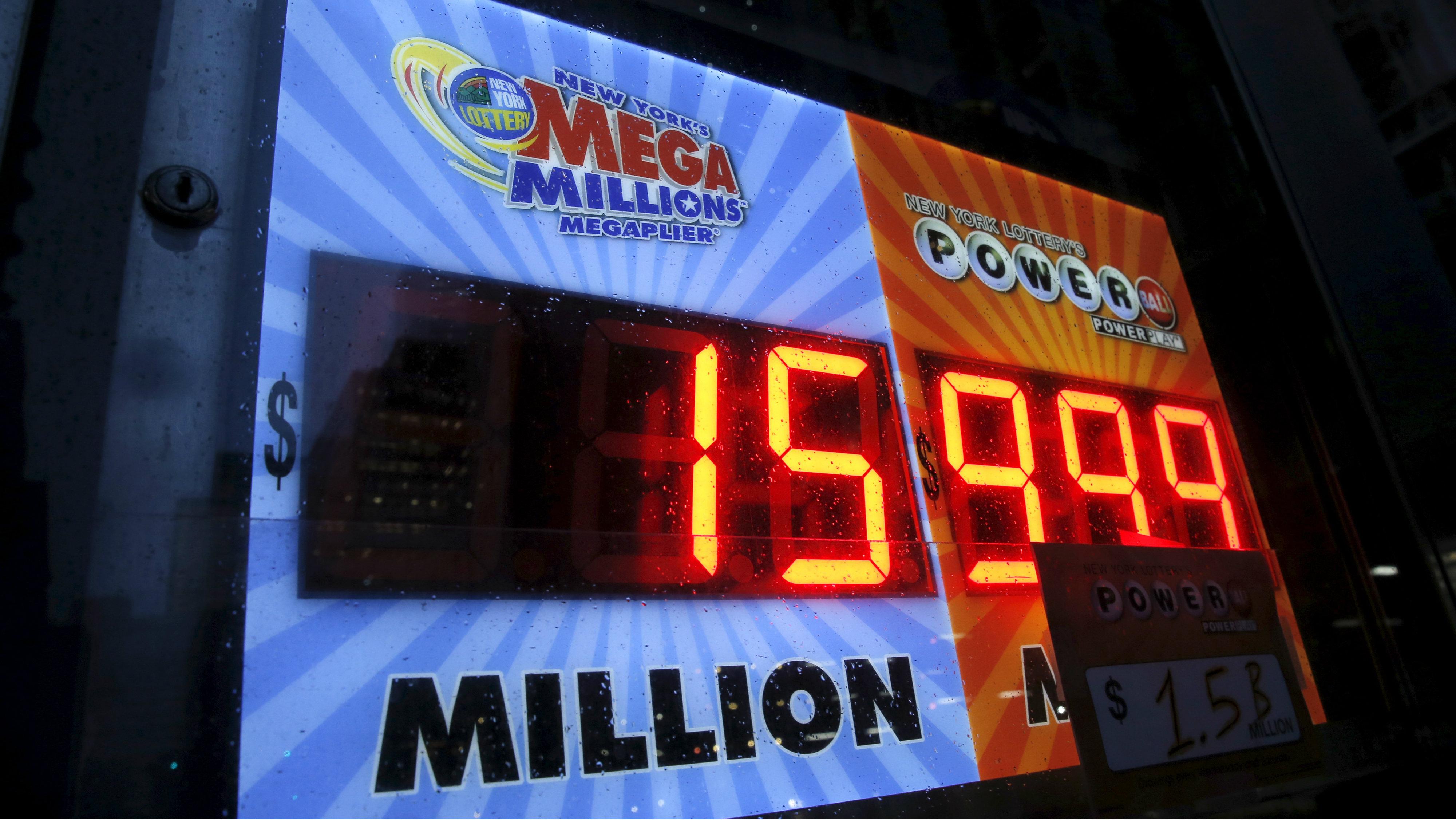 The Mega Millions lottery is based on a lie — Quartz