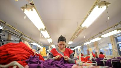 With nearshoring, garment production may move from China to Mexico