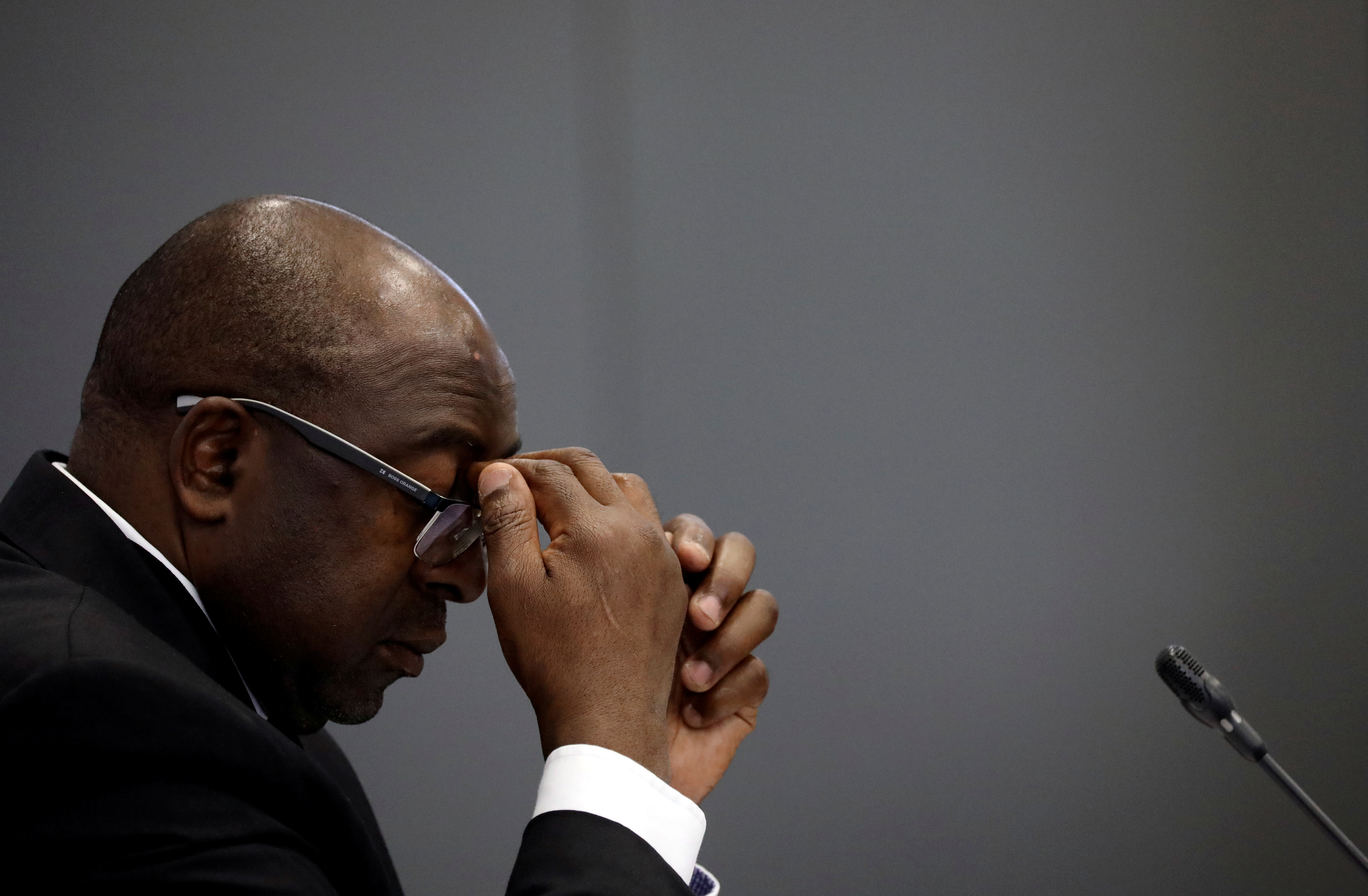 Nhlanhla Nene has officially resigned as a Member of Parliament