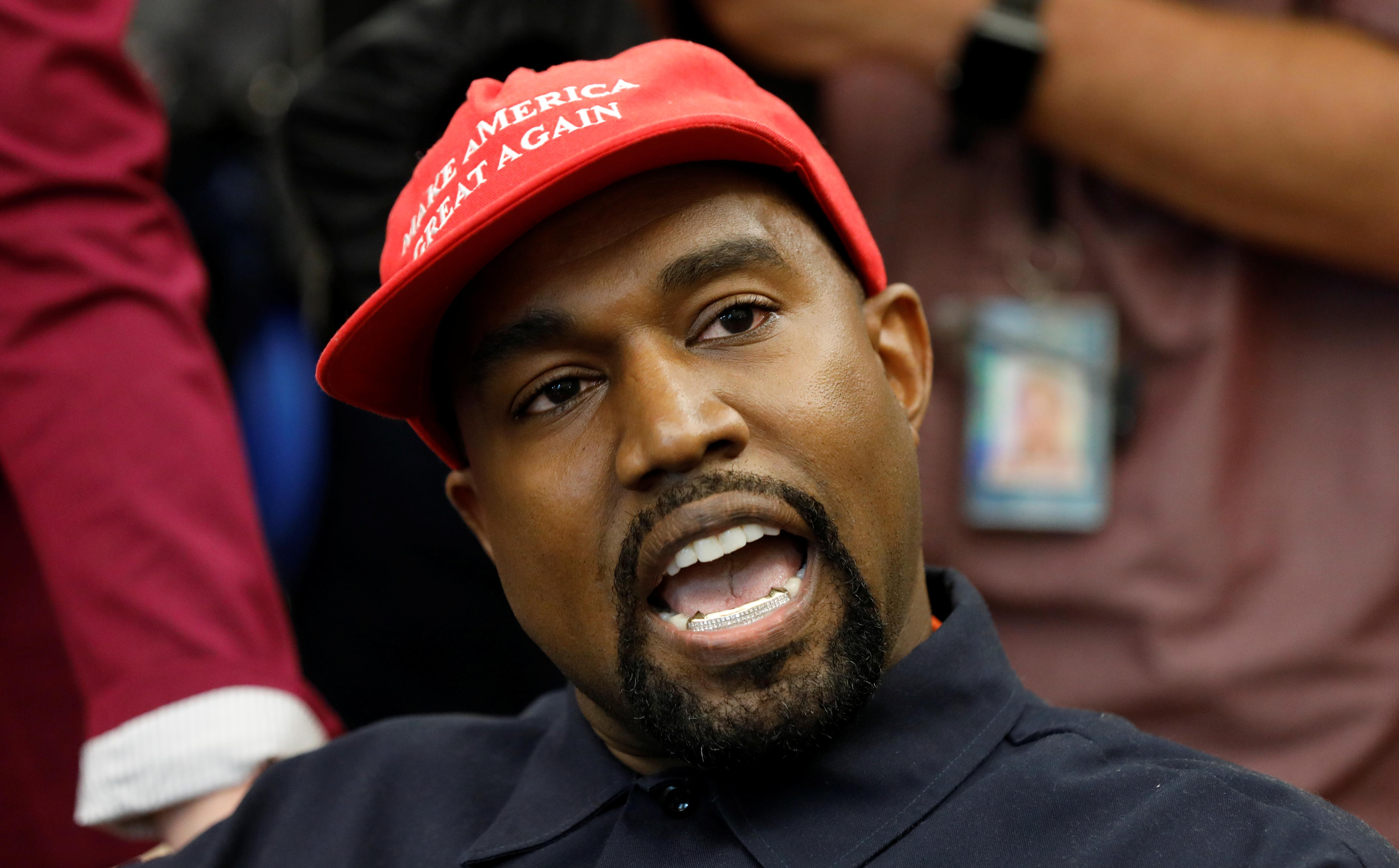 Quit calling Kanye West crazy